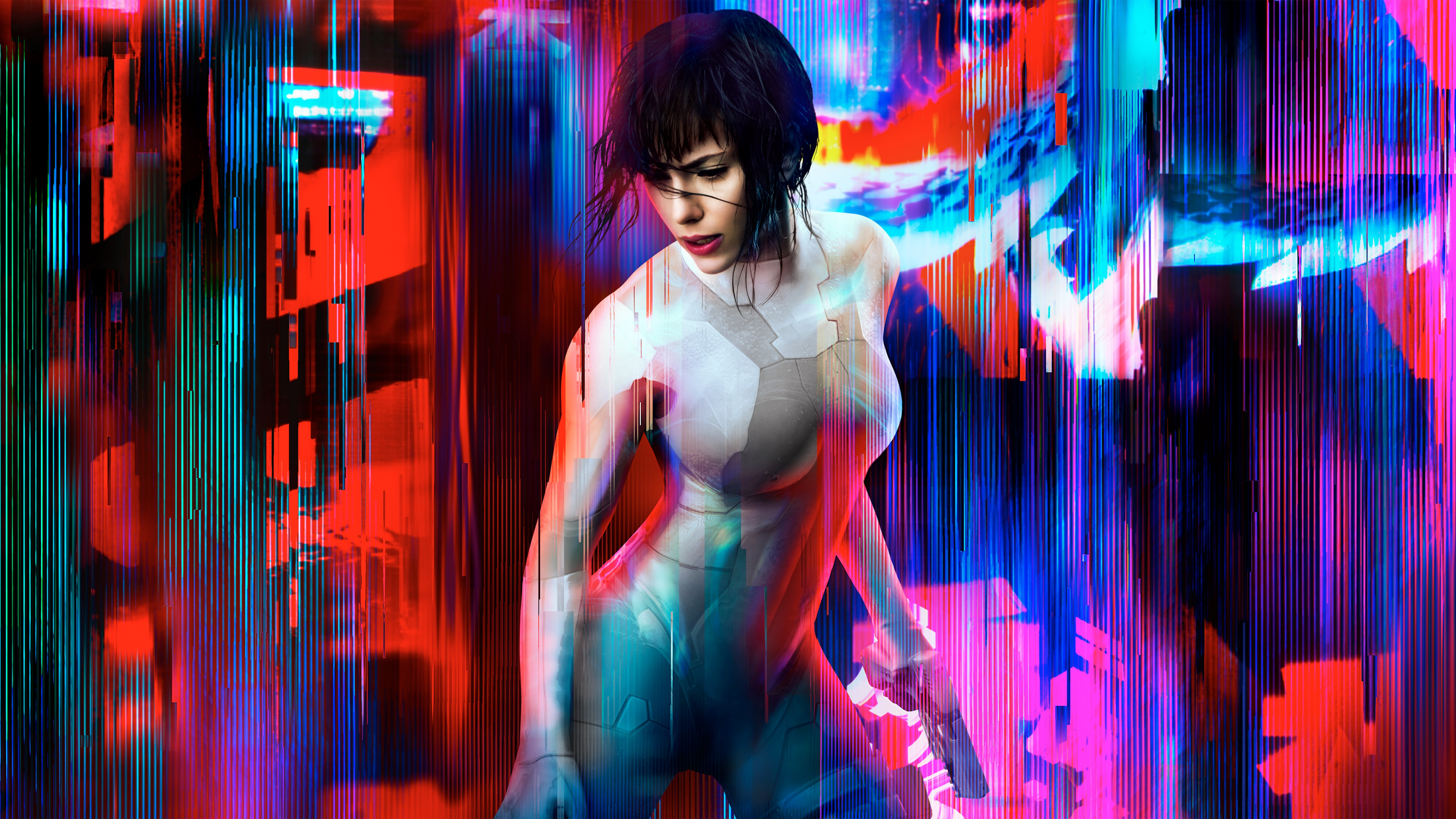 2017 Ghost In The Shell 5k Hd Movies 4k Wallpapers Images
