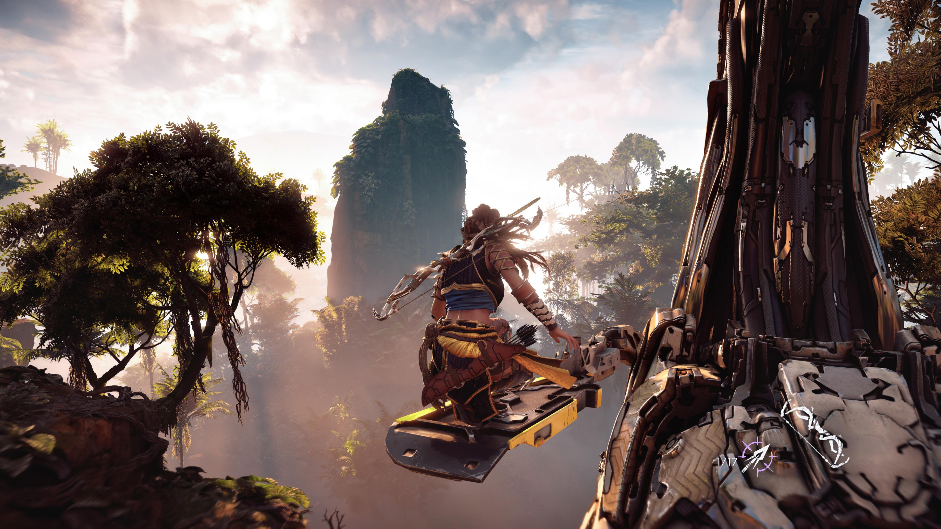 2017 Horizon Zero Dawn Hd Games 4k Wallpapers Images