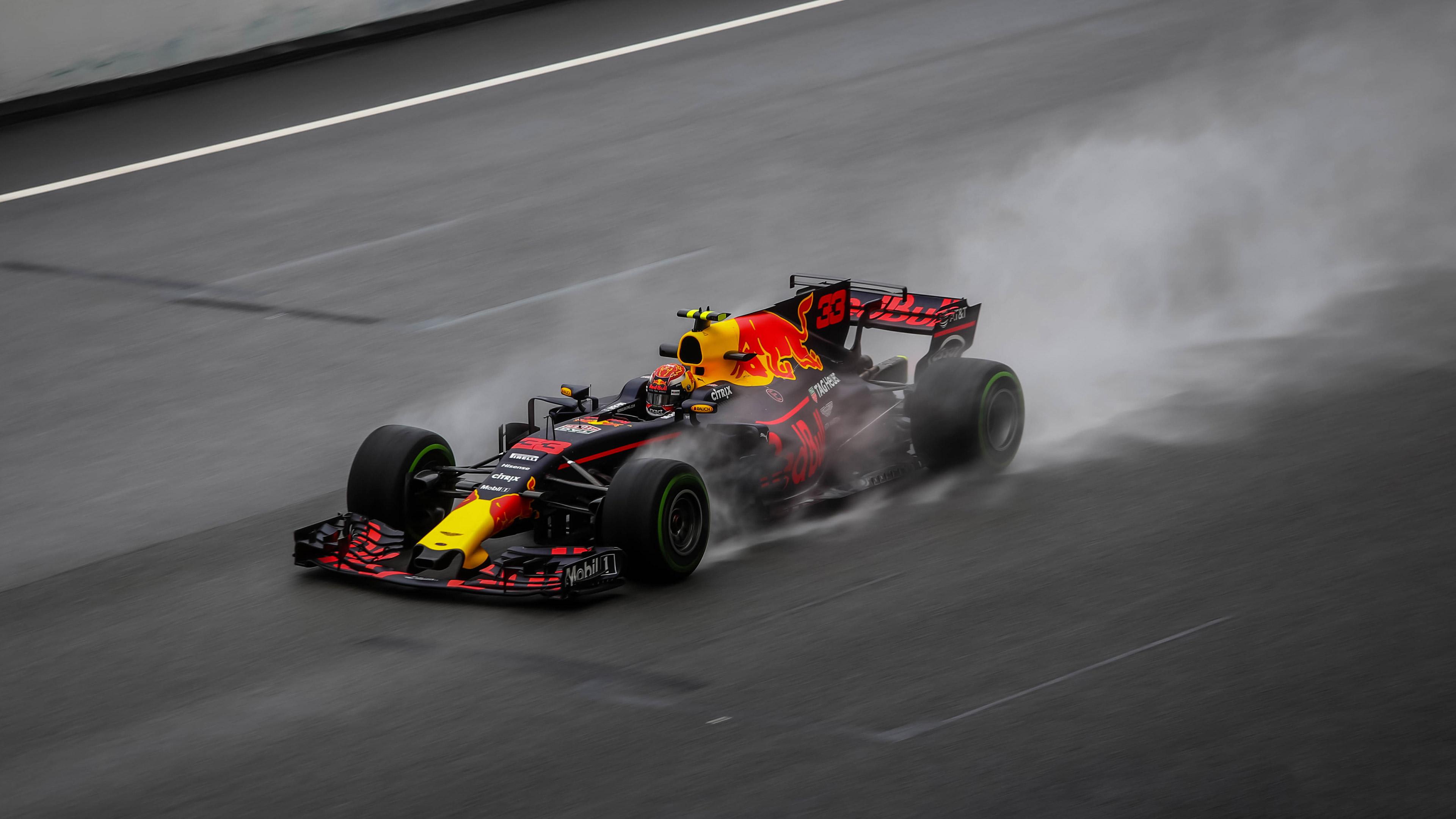 2017 Red Bull RB13 4k, HD Cars, 4k