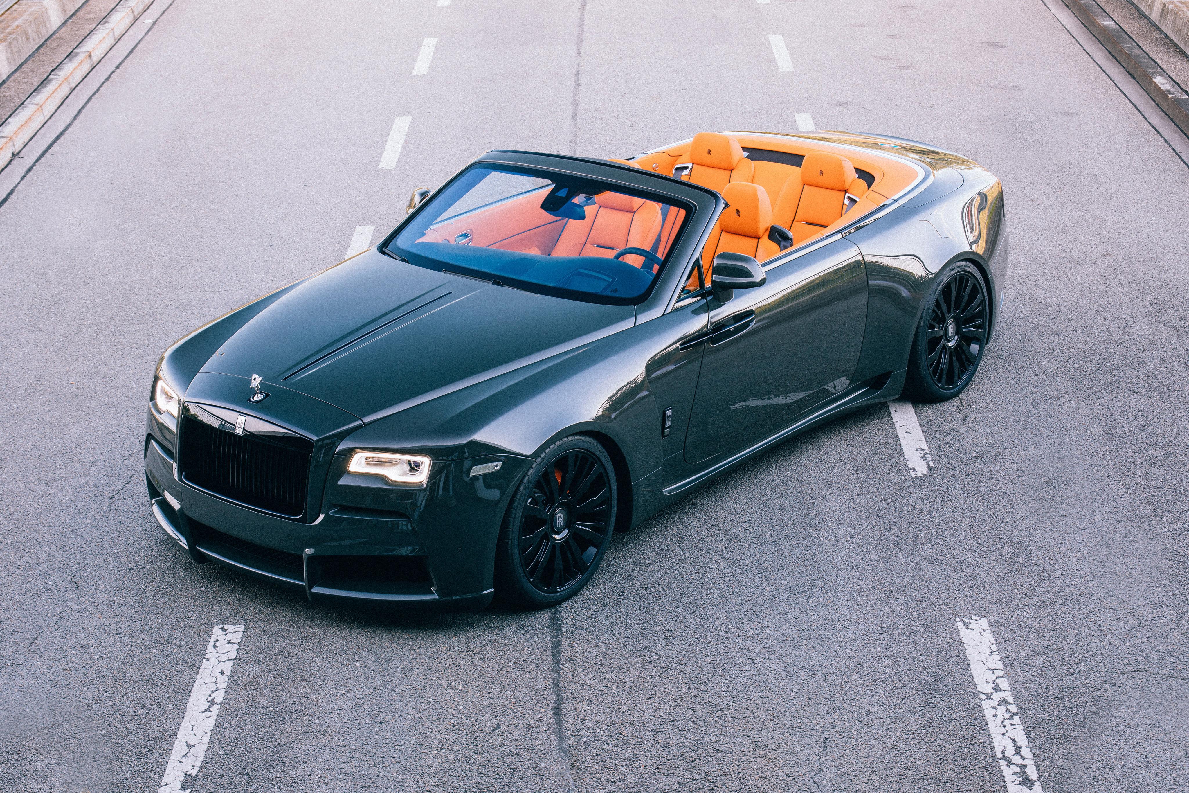 2017 Spofec Rolls Royce Dawn Overdose, HD Cars, 4k ...