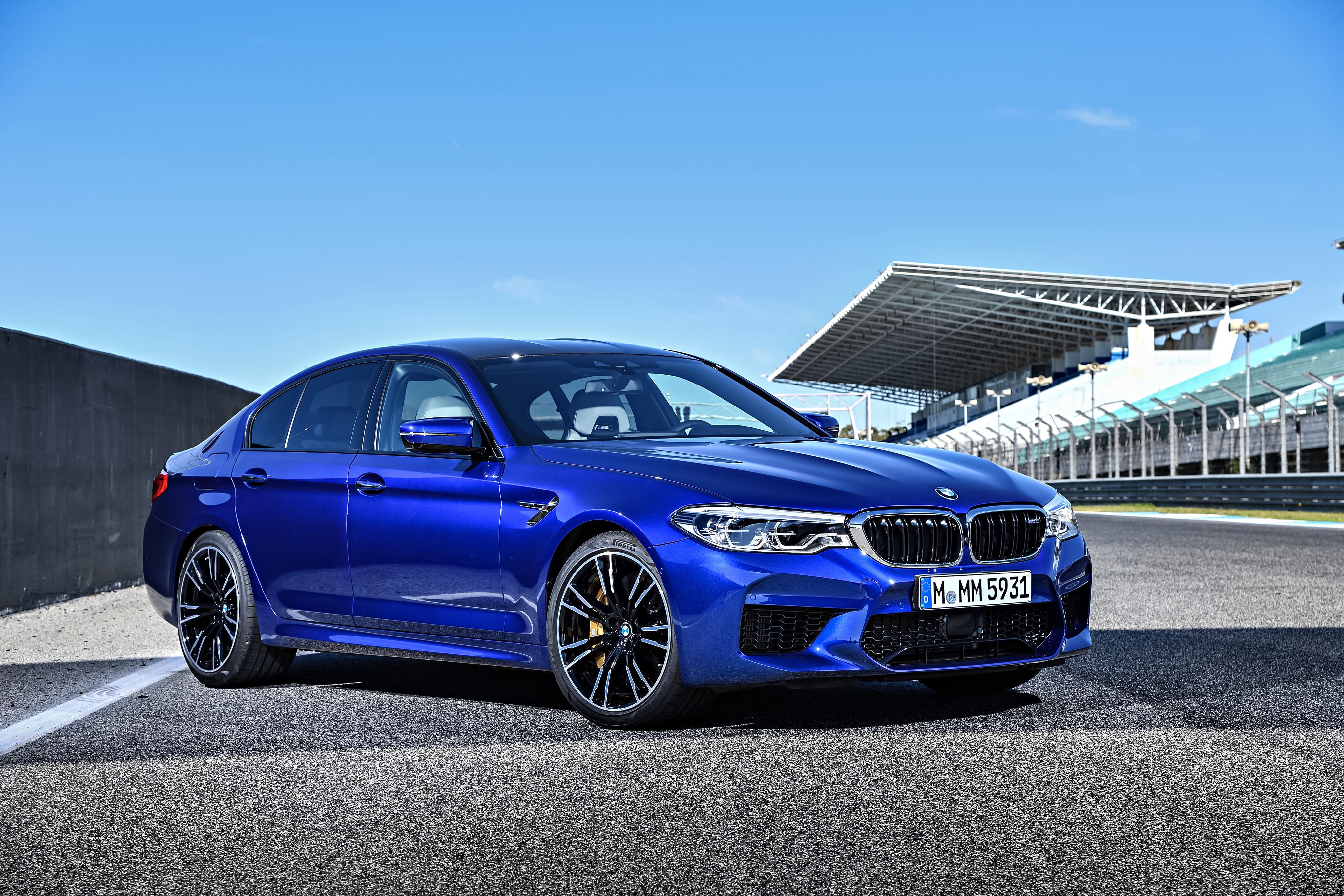 2018 Bmw M5 4k Hd Cars 4k Wallpapers Images Backgrounds Photos And Pictures
