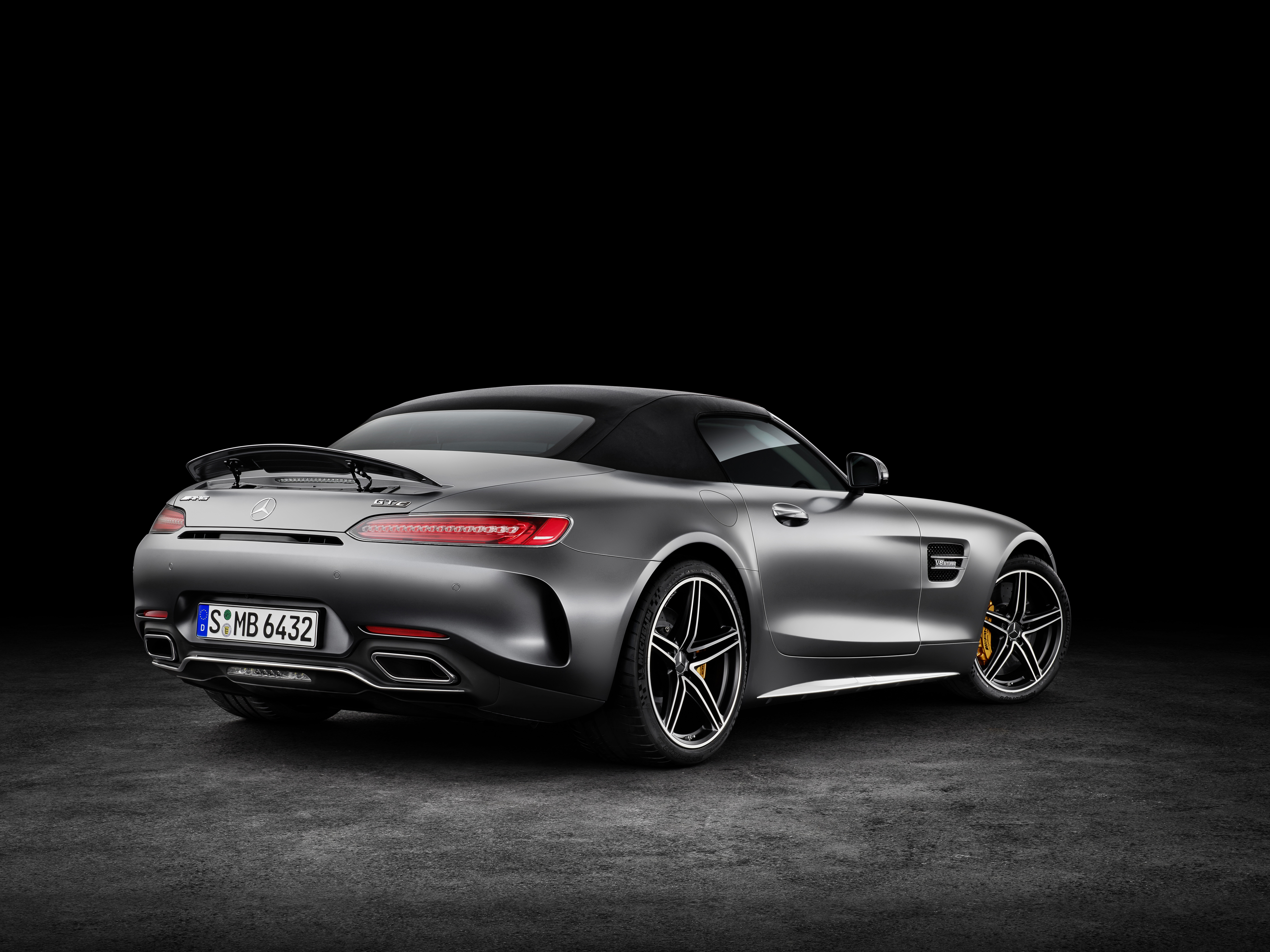 2018 Mercedes Amg Gt C Roadster Hd Cars 4k Wallpapers Images Backgrounds Photos And Pictures