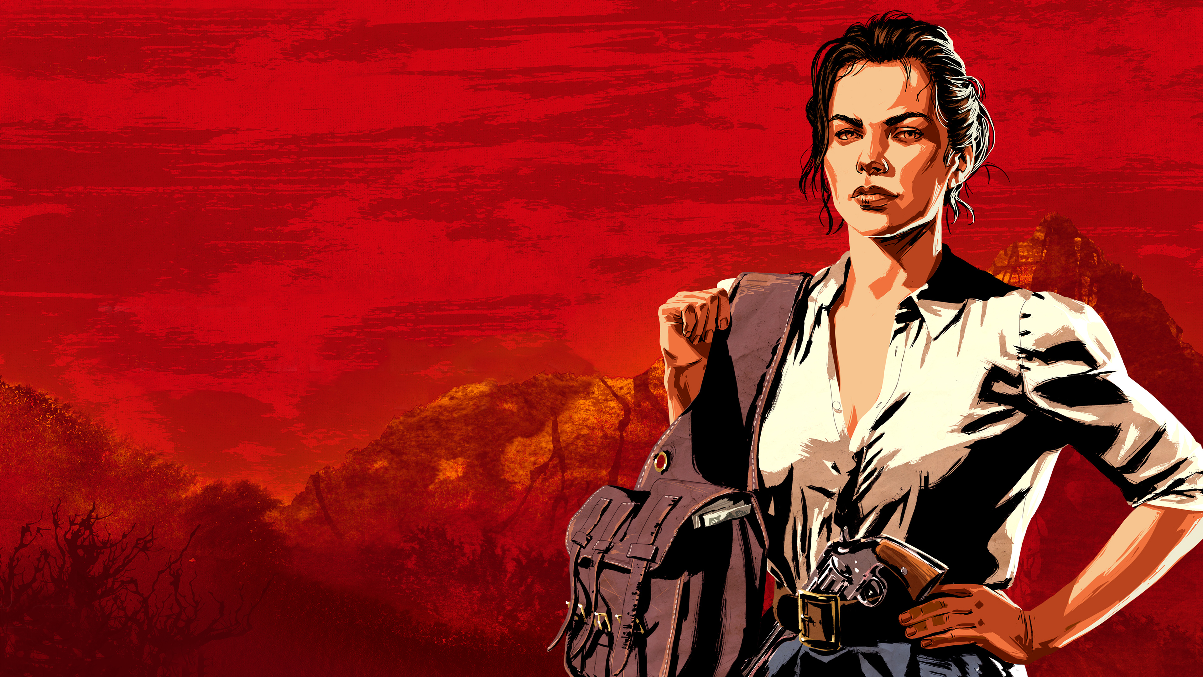 2018 Red Dead Redemption 2 4k Hd Games 4k Wallpapers Images