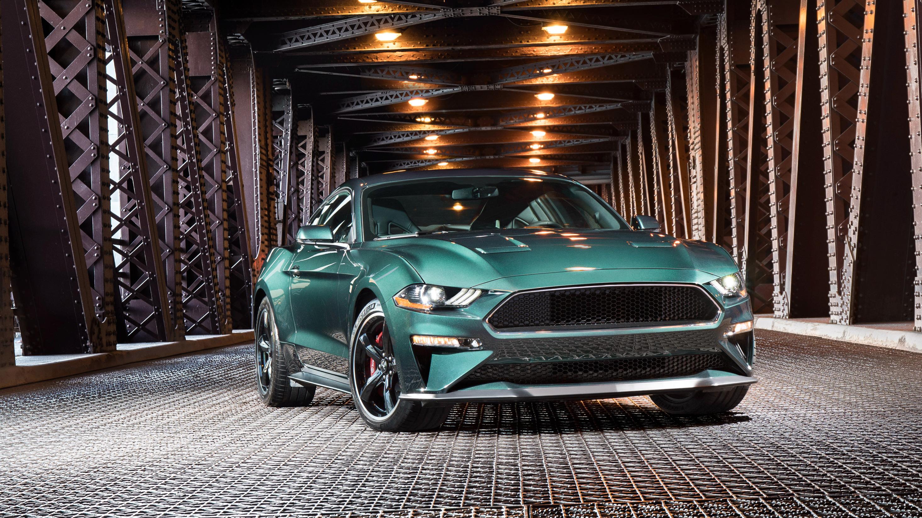2019 Ford Mustang Bullitt Hd Cars 4k Wallpapers Images