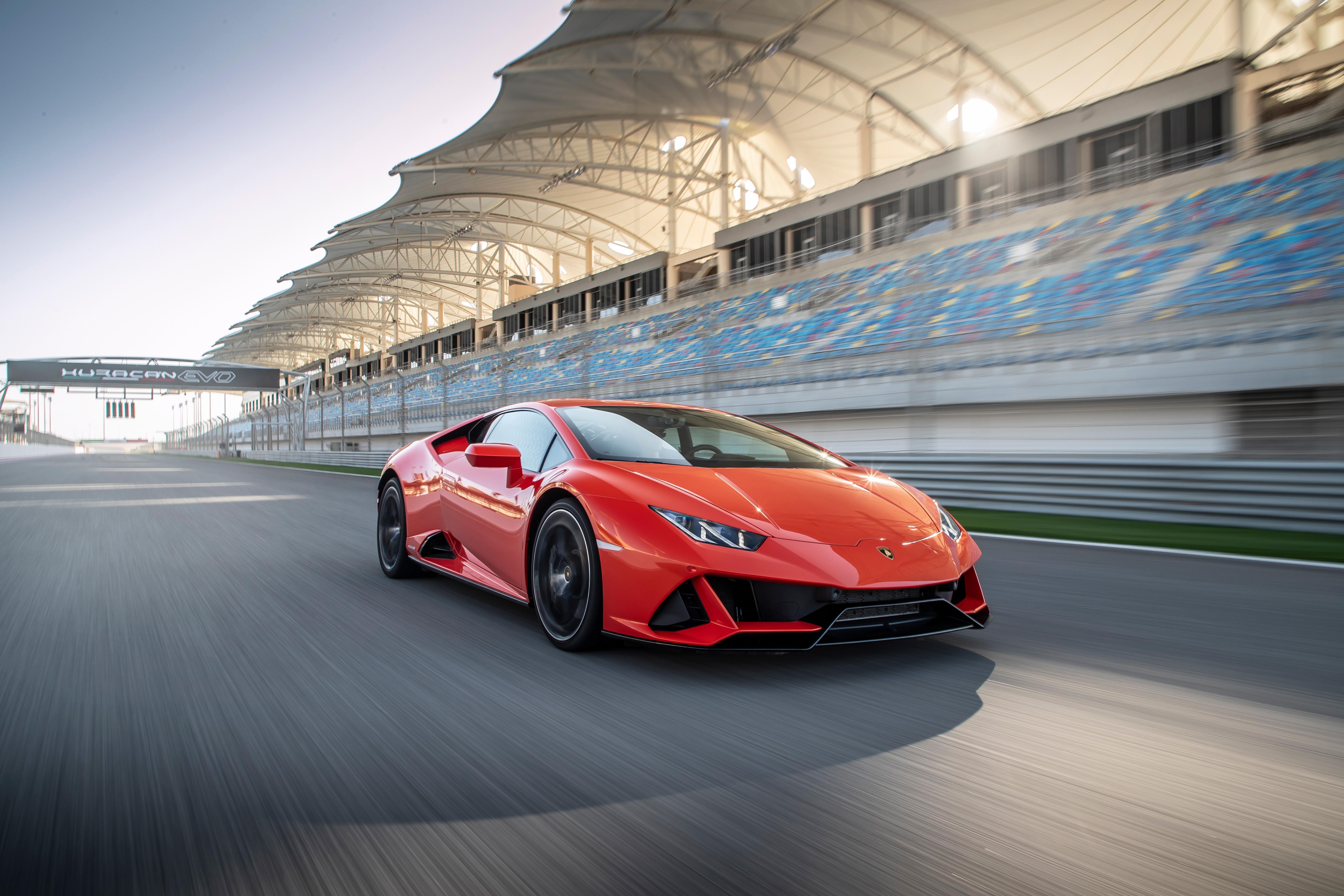 2019 Lamborghini Huracan EVO 4k, HD Cars, 4k Wallpapers ...
