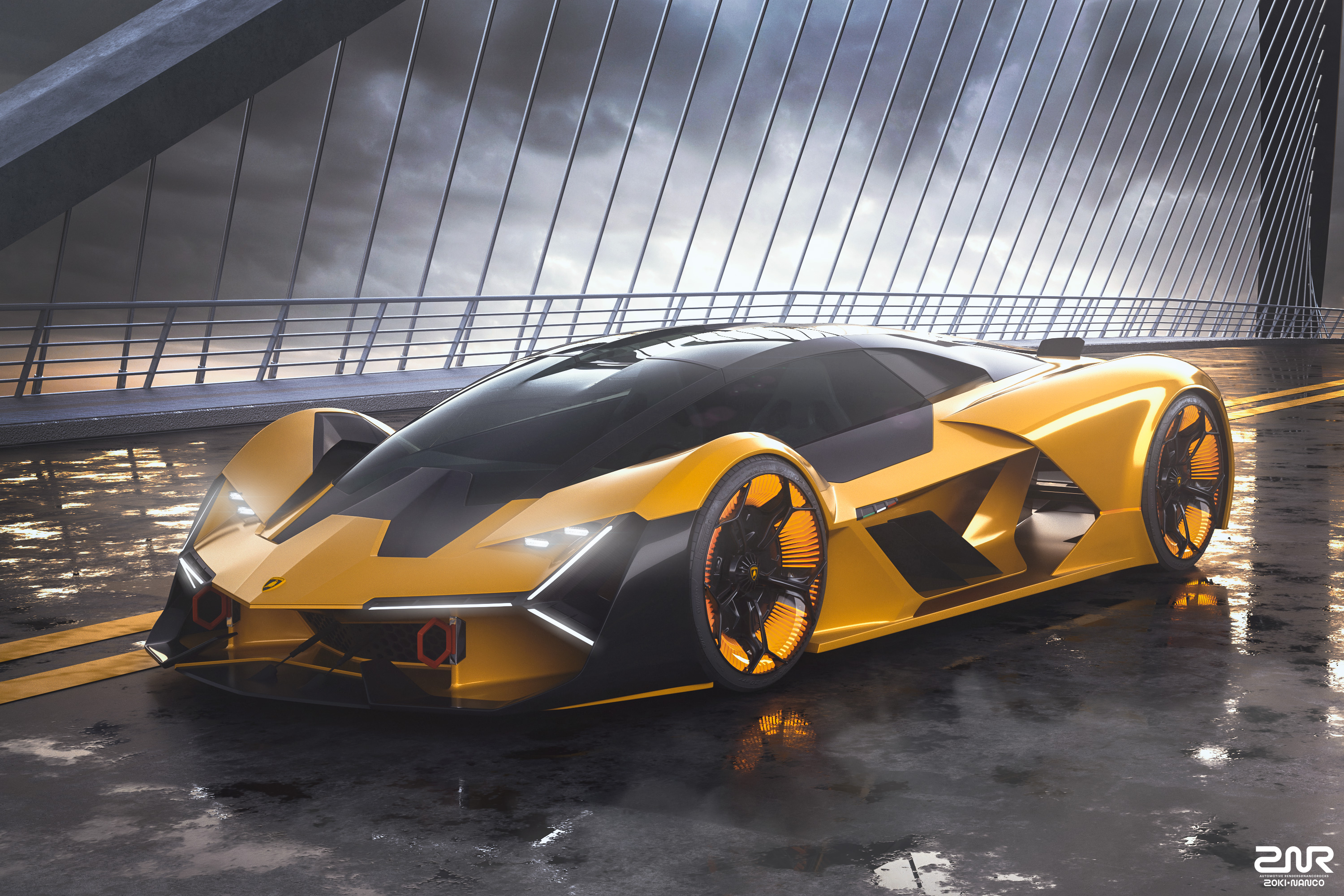 2019 Lamborghini Terzo Millennio 4k Hd Cars 4k Wallpapers Images Backgrounds Photos And Pictures