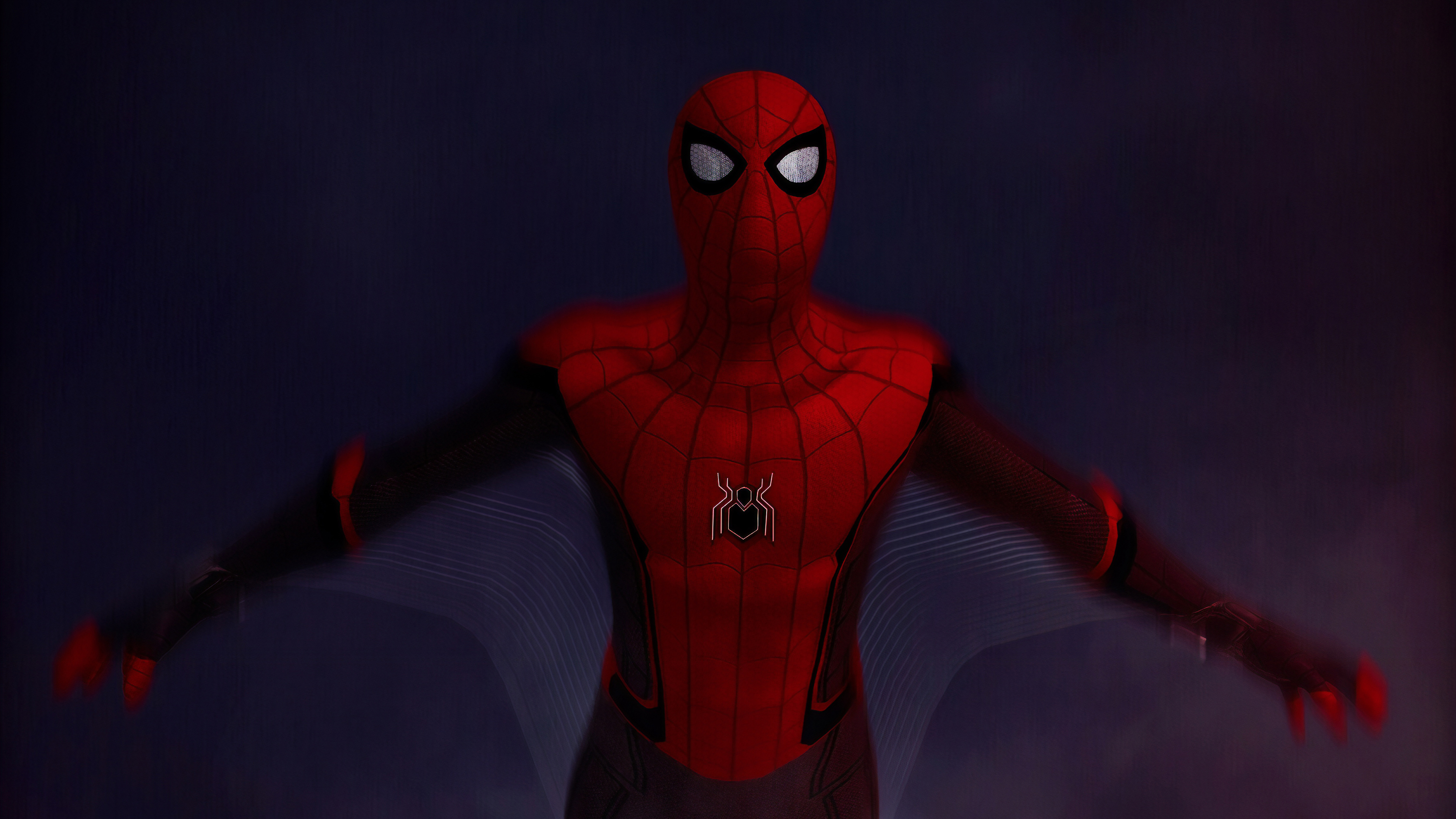2019 Spiderman Far From Home Art Hd Superheroes 4k Wallpapers
