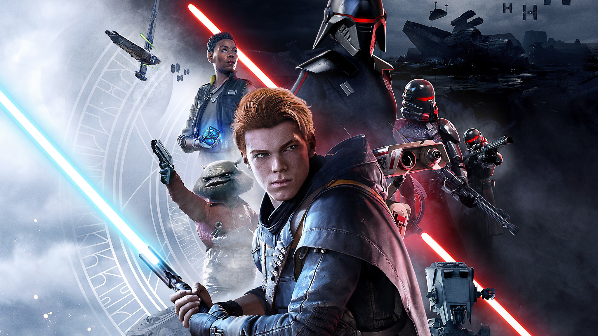 2019 Star Wars Jedi Fallen Order Hd Games 4k Wallpapers Images Backgrounds Photos And Pictures