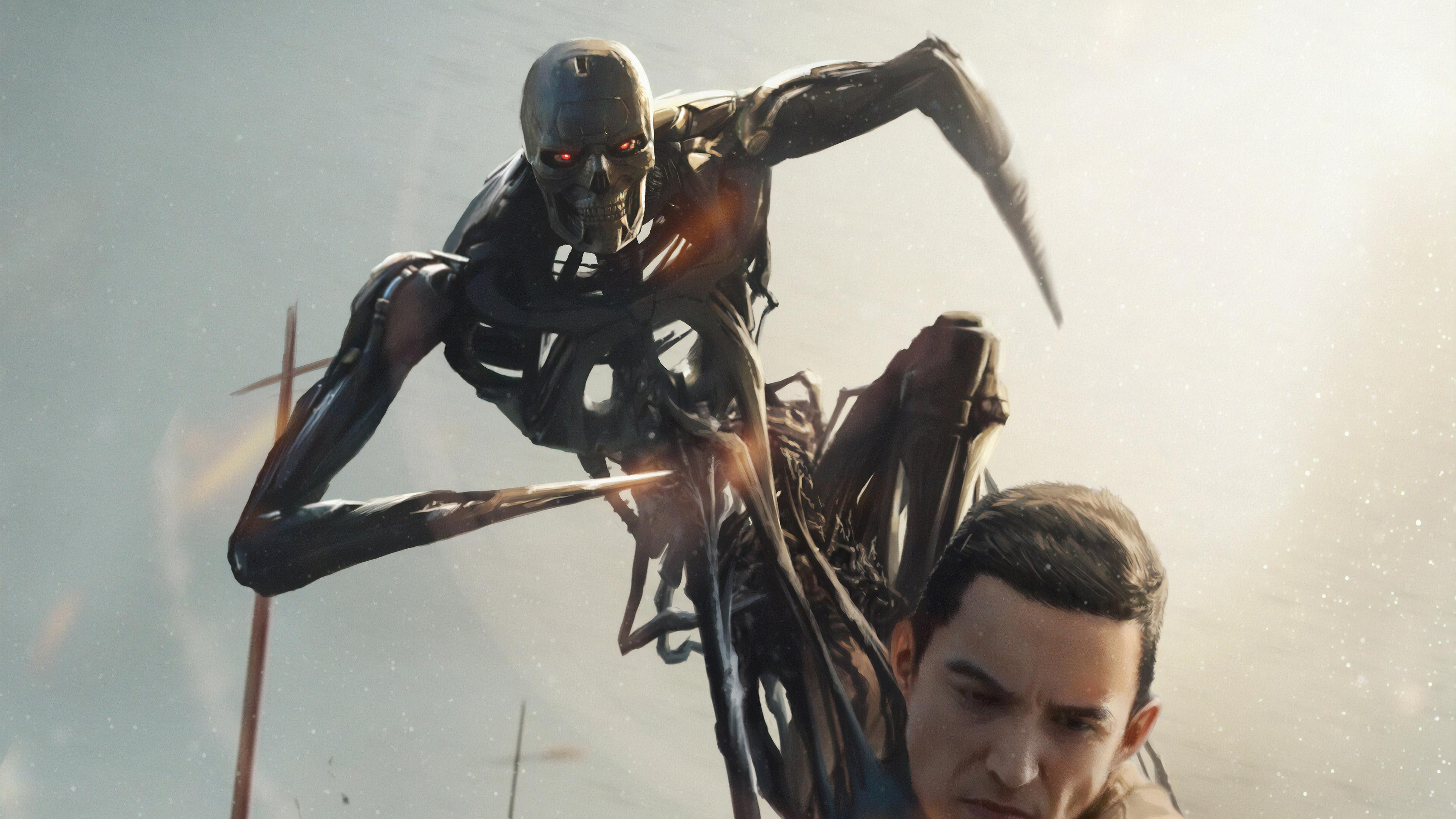 Terminator Dark Fate Arvostelu