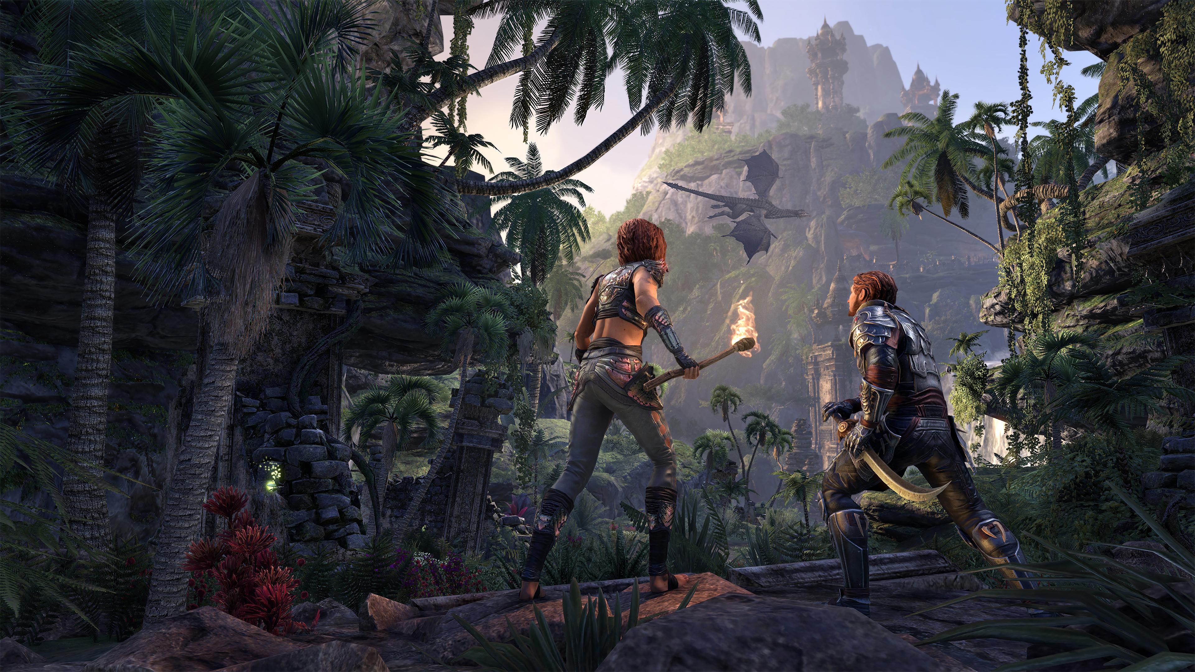 320x240 2019 The Elder Scrolls Online Elsweyr Video Game Apple