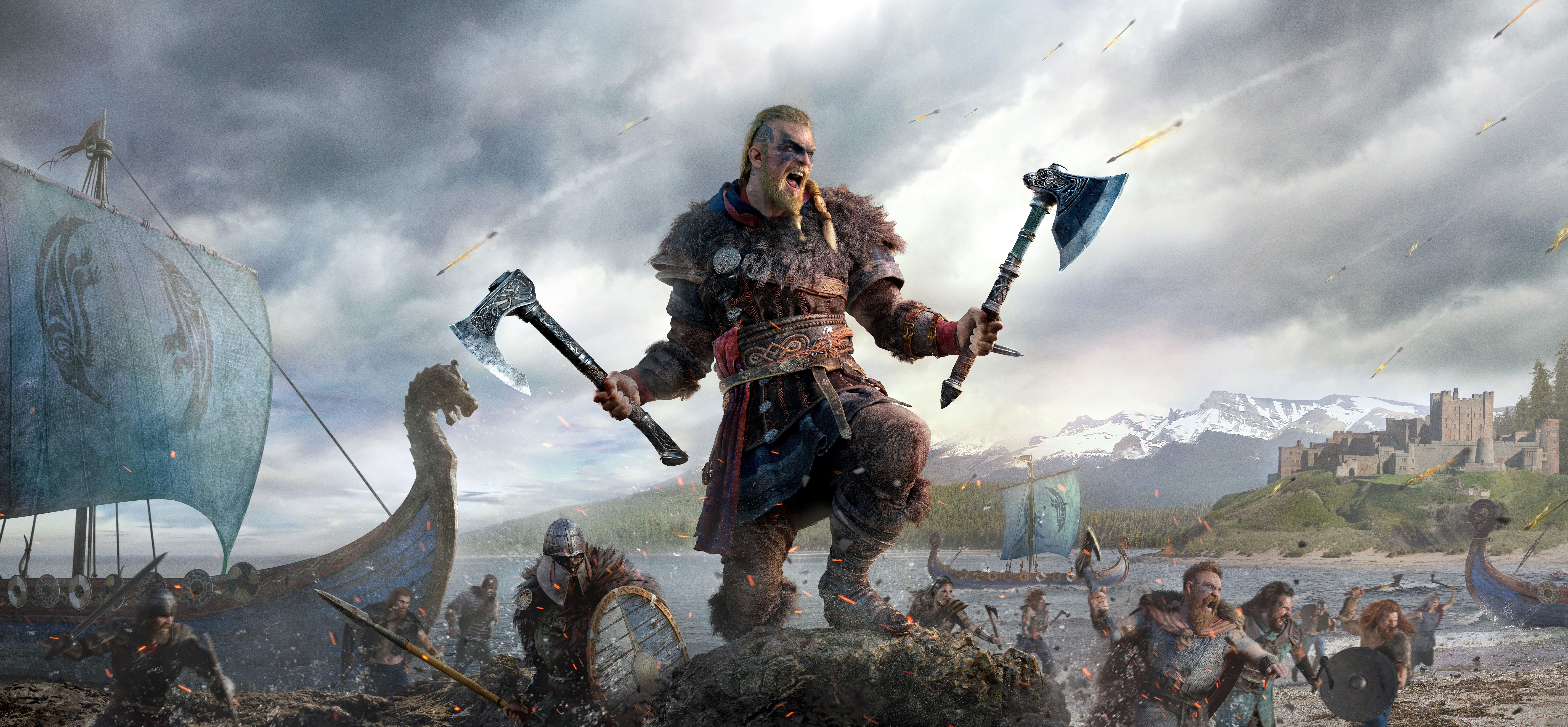 2020 Assassins Creed Valhalla 10K, HD Games, 4k Wallpapers ...