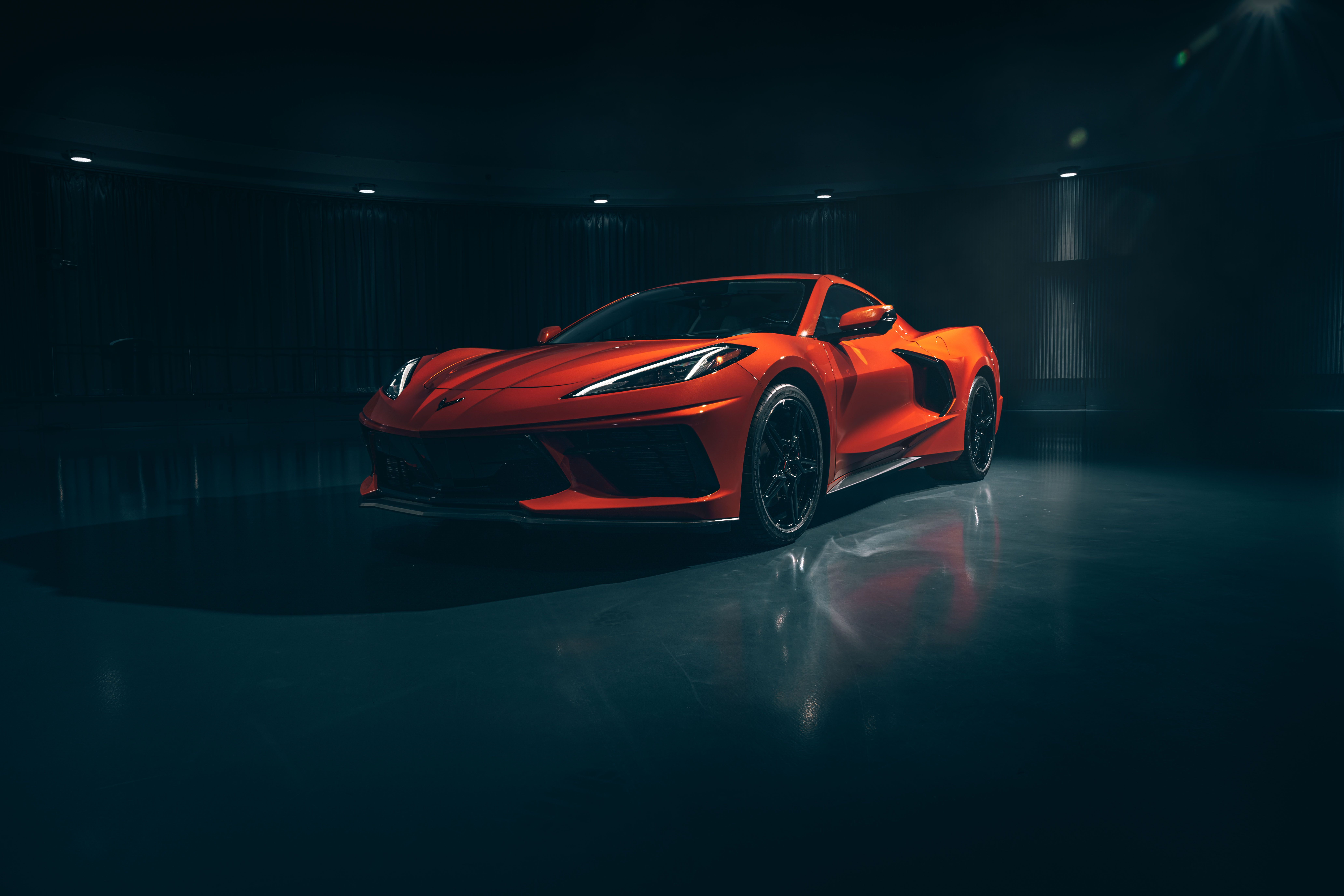 2020 Chevy Corvette Stingray C8 Hd Cars 4k Wallpapers Images