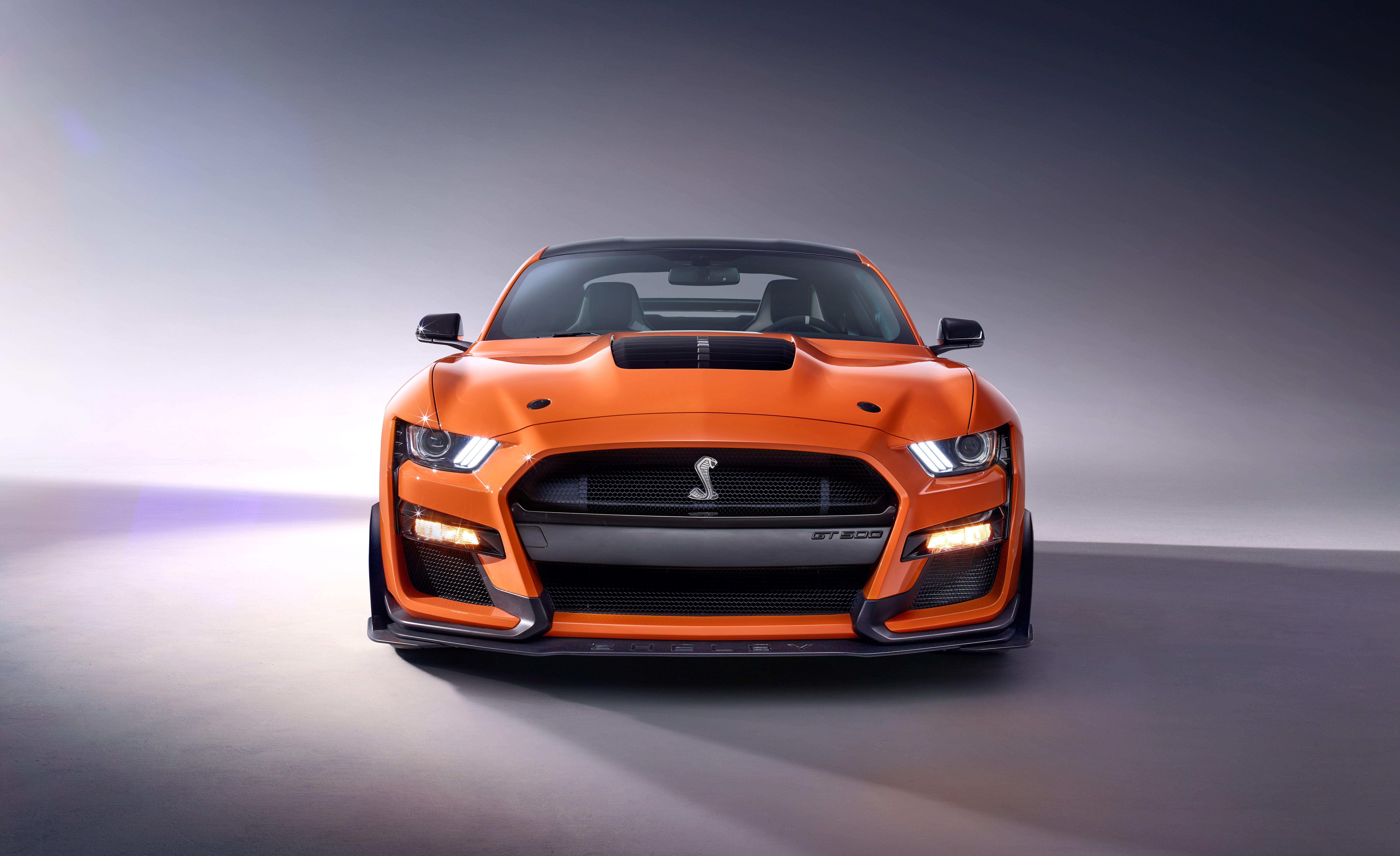 Ford Mustang Cobra Hd Wallpaper
