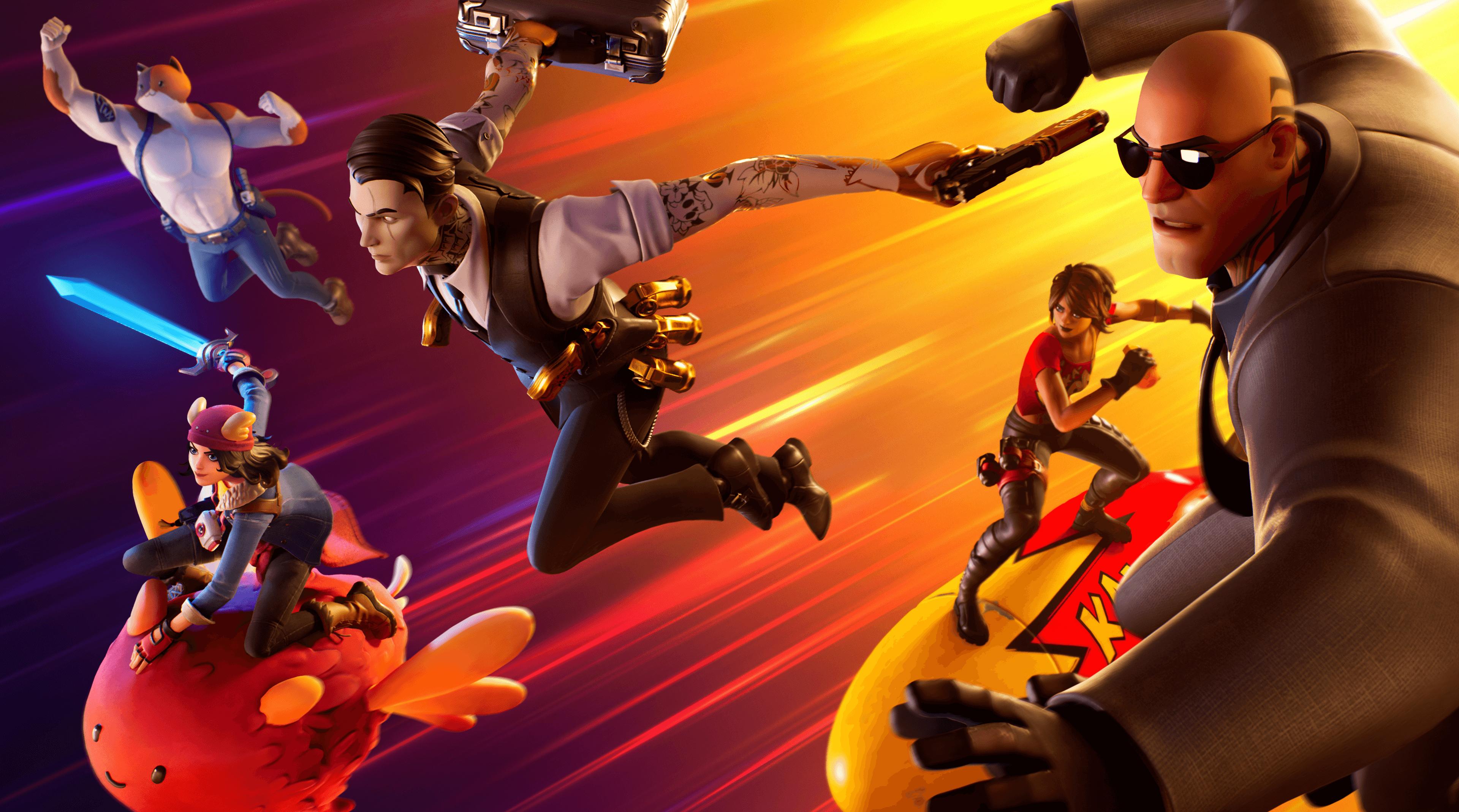 2020 Fortnite 4k, HD Games, 4k Wallpapers, Images ...