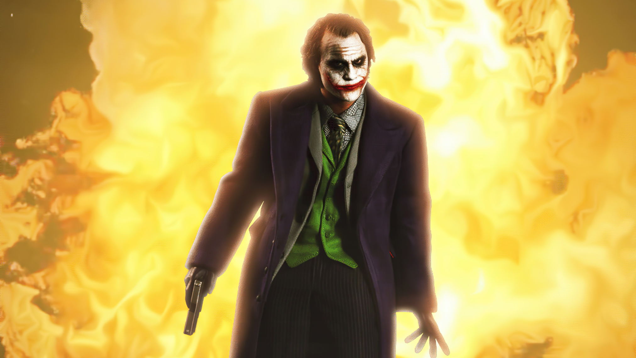 2020 Joker New Hd Superheroes 4k Wallpapers Images Backgrounds Photos And Pictures