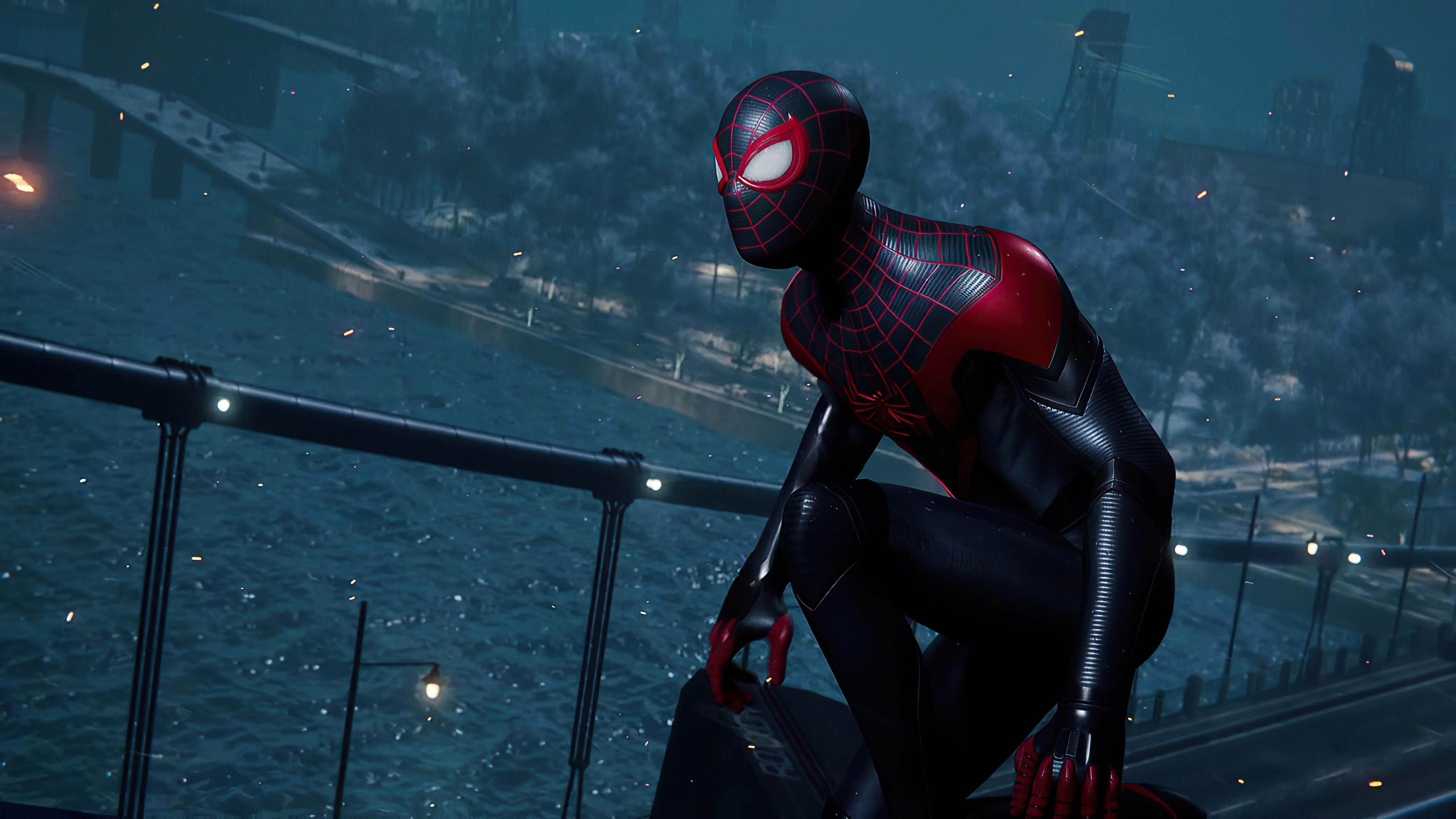 2020 Marvels Spider Man Miles Morales Ps5 4k Hd Games 4k Wallpapers Images Backgrounds Photos And Pictures