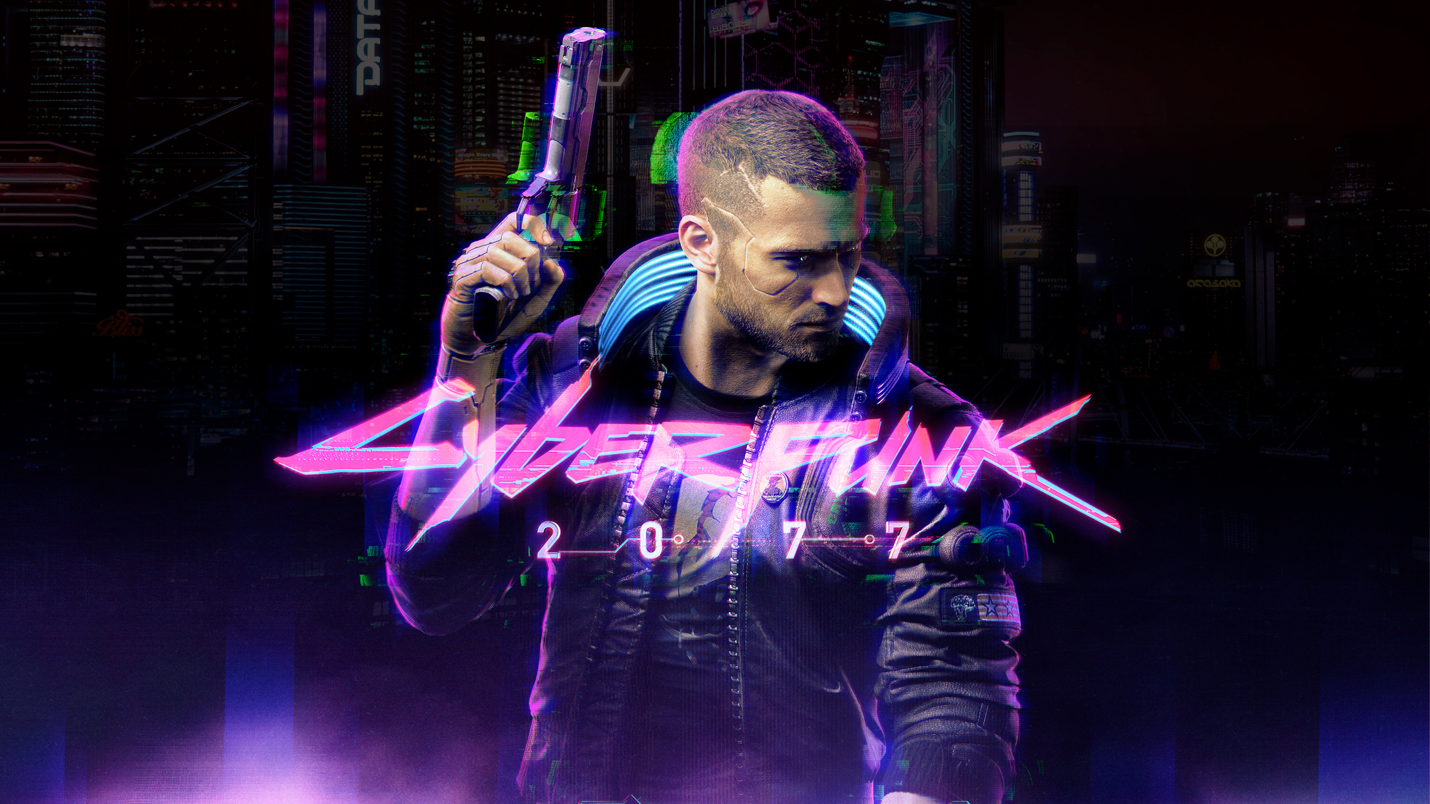 4k Cyberpunk 2077 Game Hd Games 4k Wallpapers Images Backgrounds Photos And Pictures