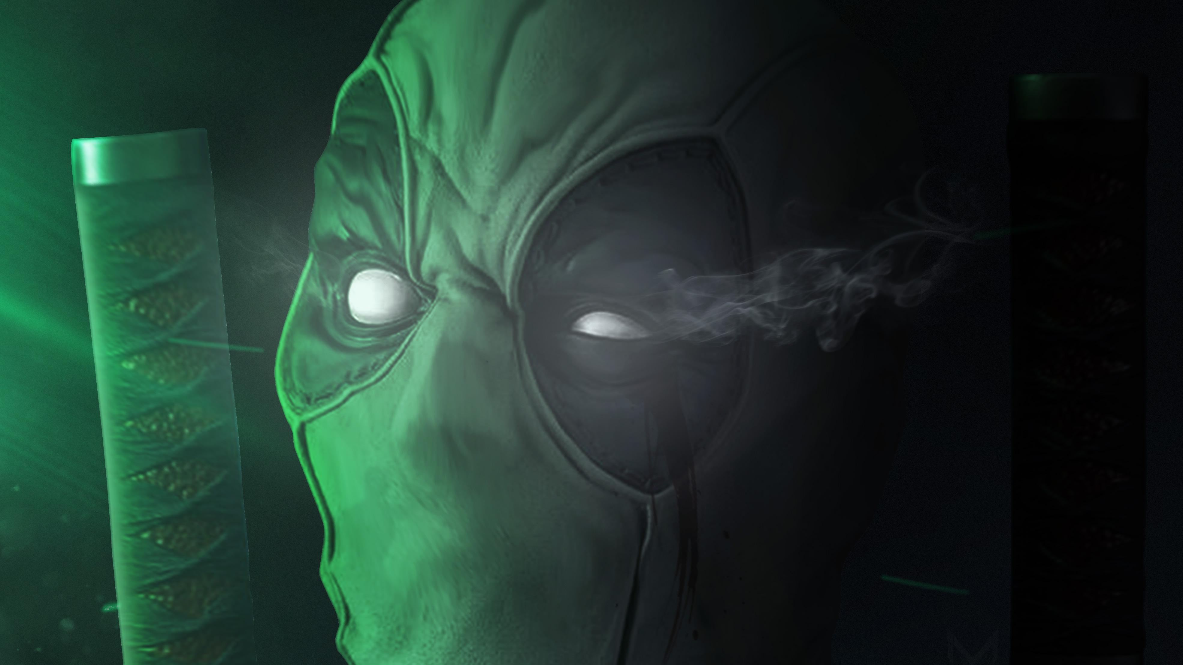 4k Deadpool Digital Art Hd Superheroes 4k Wallpapers