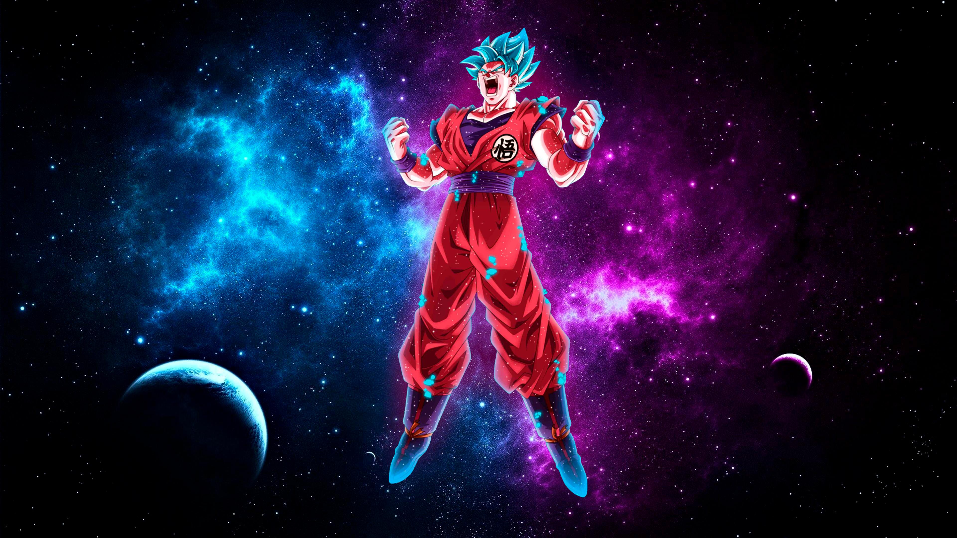 4k Goku Dragon Ball Super, HD Anime, 4k Wallpapers, Images ...