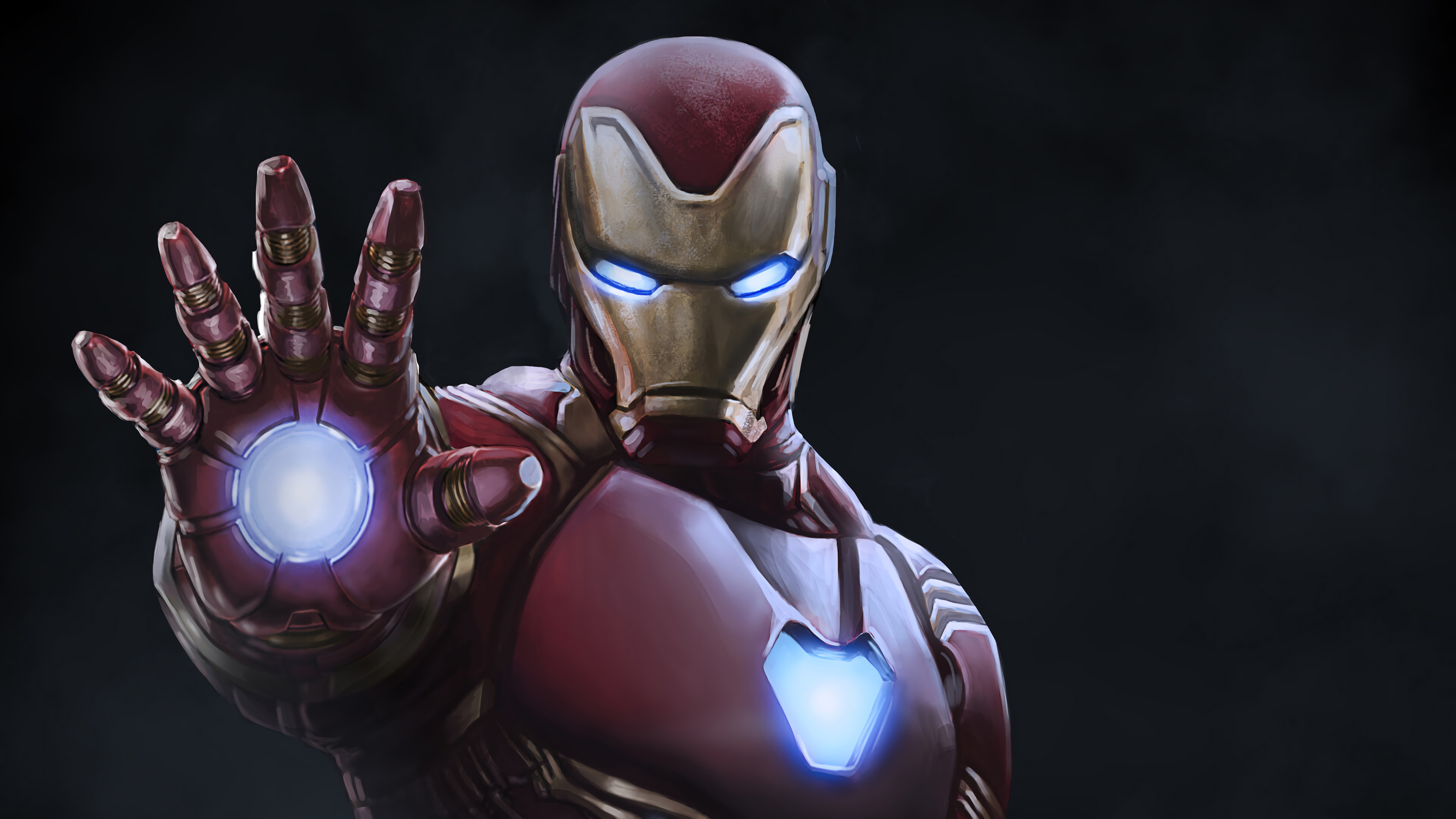 1920x1080 4k Iron Man Newart Laptop Full Hd 1080p Hd 4k Wallpapers Images Backgrounds Photos And Pictures