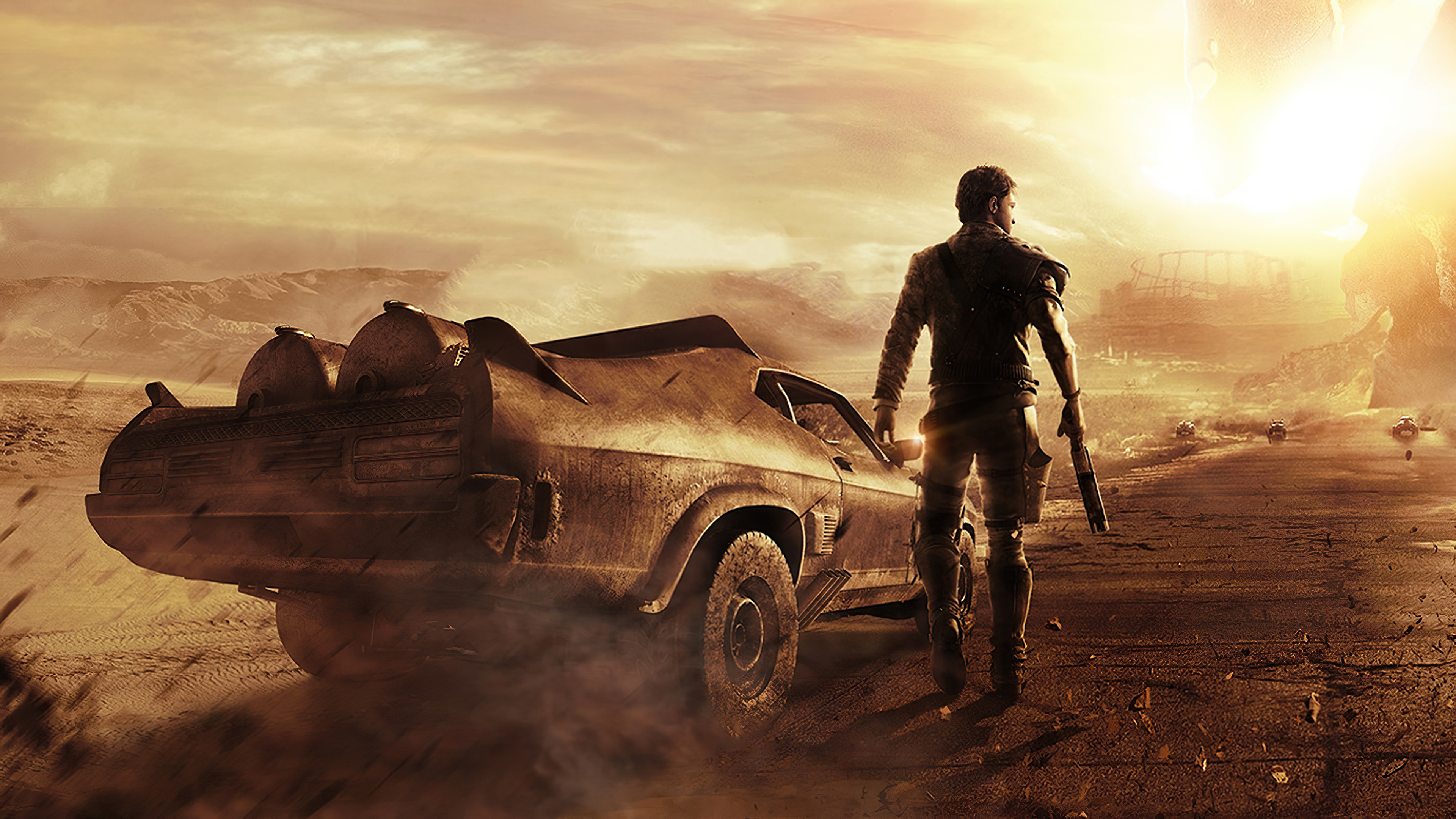 4k Mad Max Game, HD Games, 4k Wallpapers, Images ...