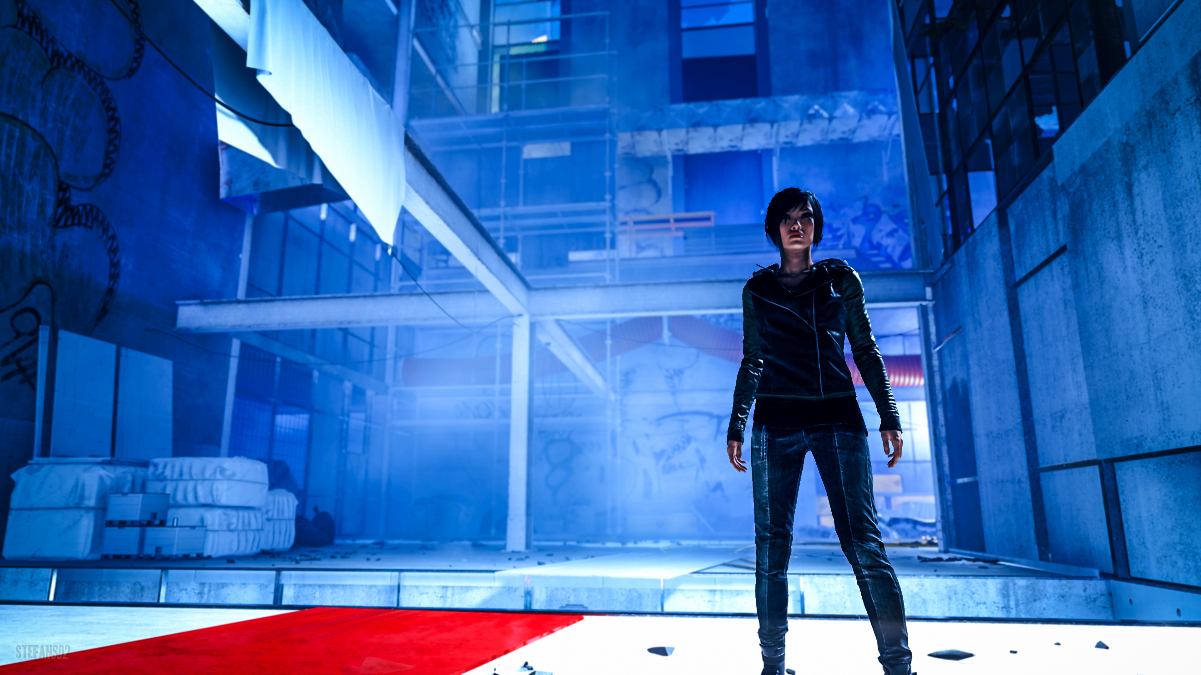 4k Mirrors Edge Catalyst 2018 Hd Games 4k Wallpapers Images