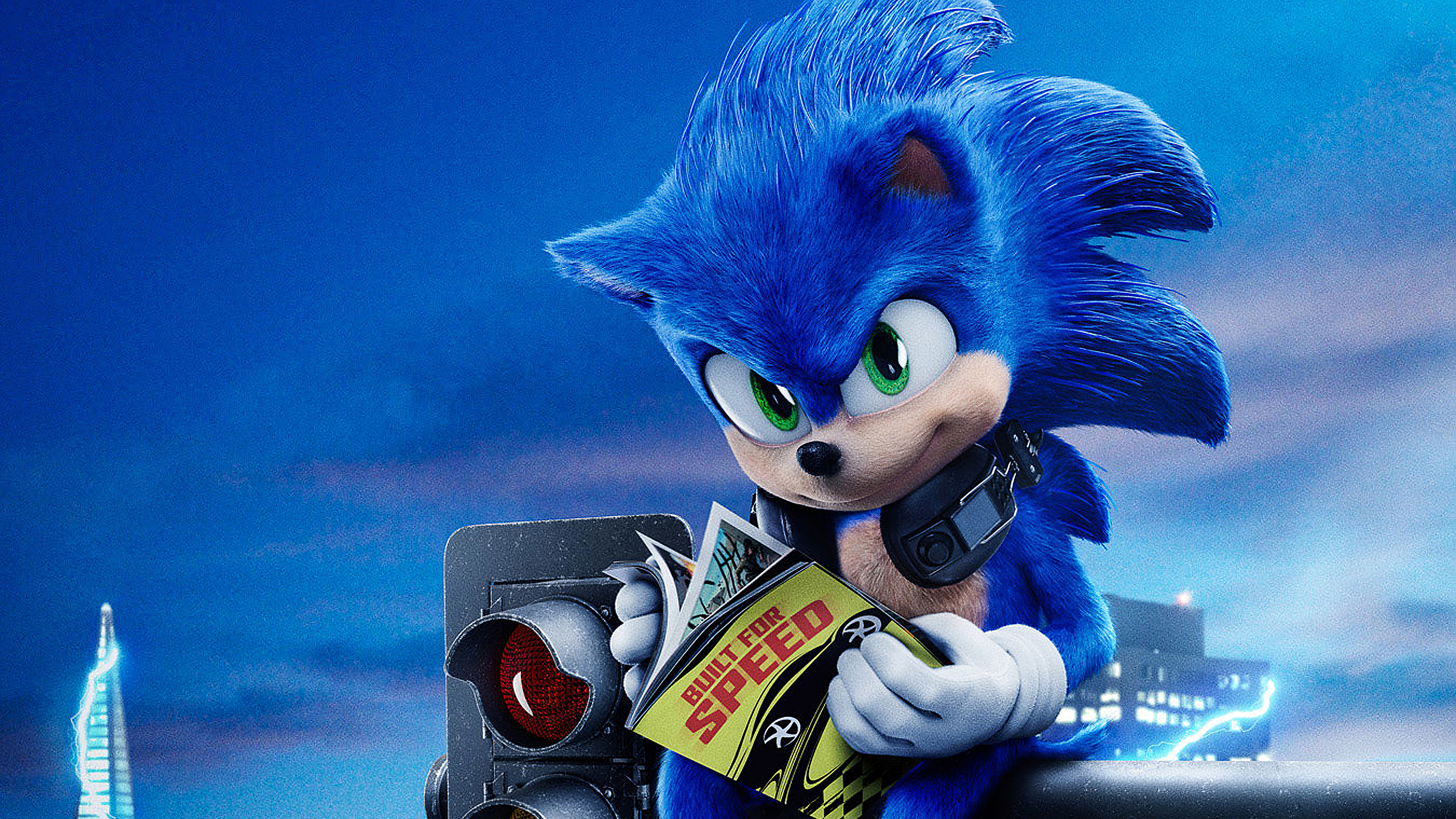 4k Sonic The Hedgehog 2020 Hd Movies 4k Wallpapers Images Backgrounds Photos And Pictures