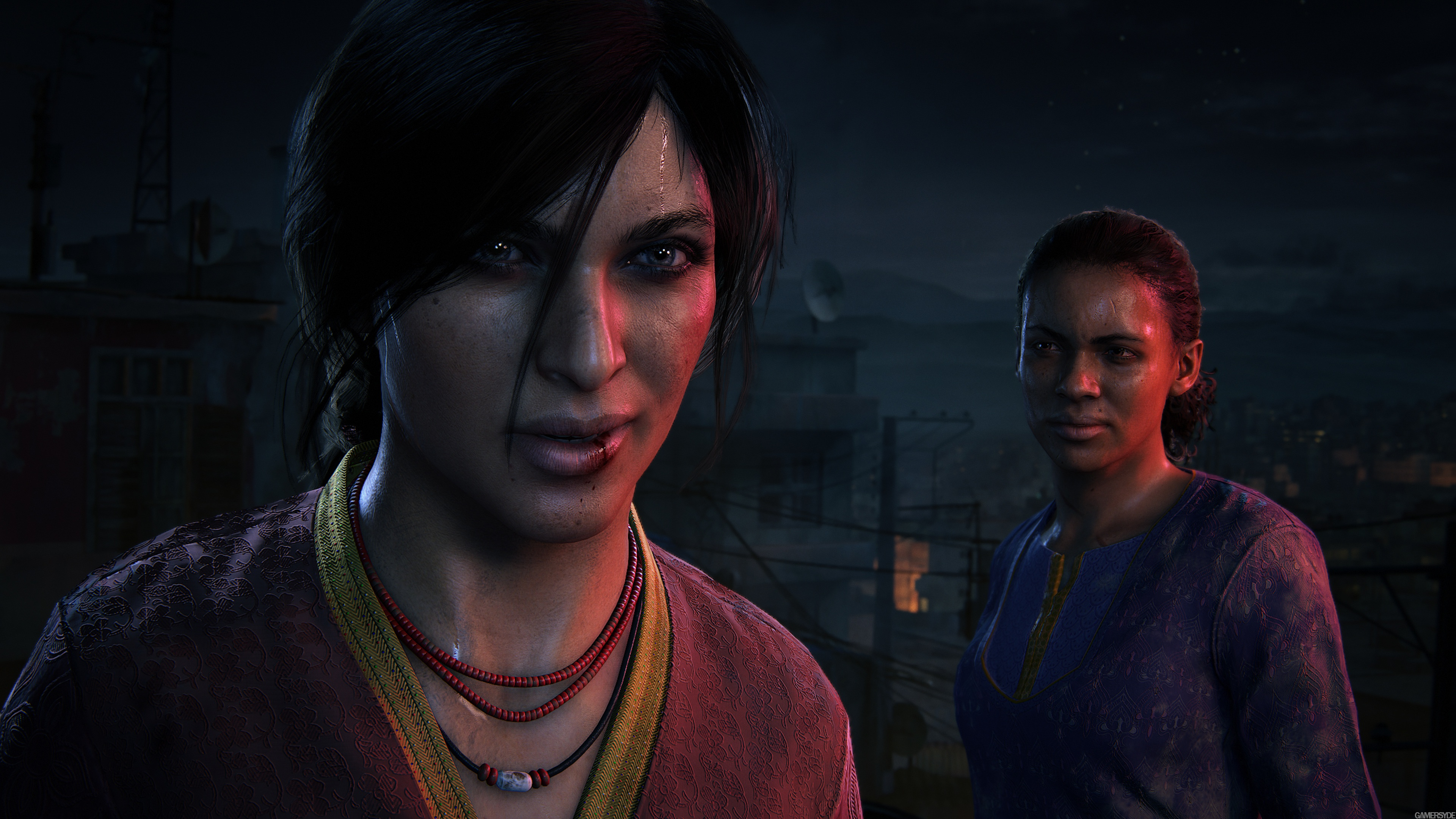 4k Uncharted The Lost Legacy Video Game Hd Games 4k Wallpapers