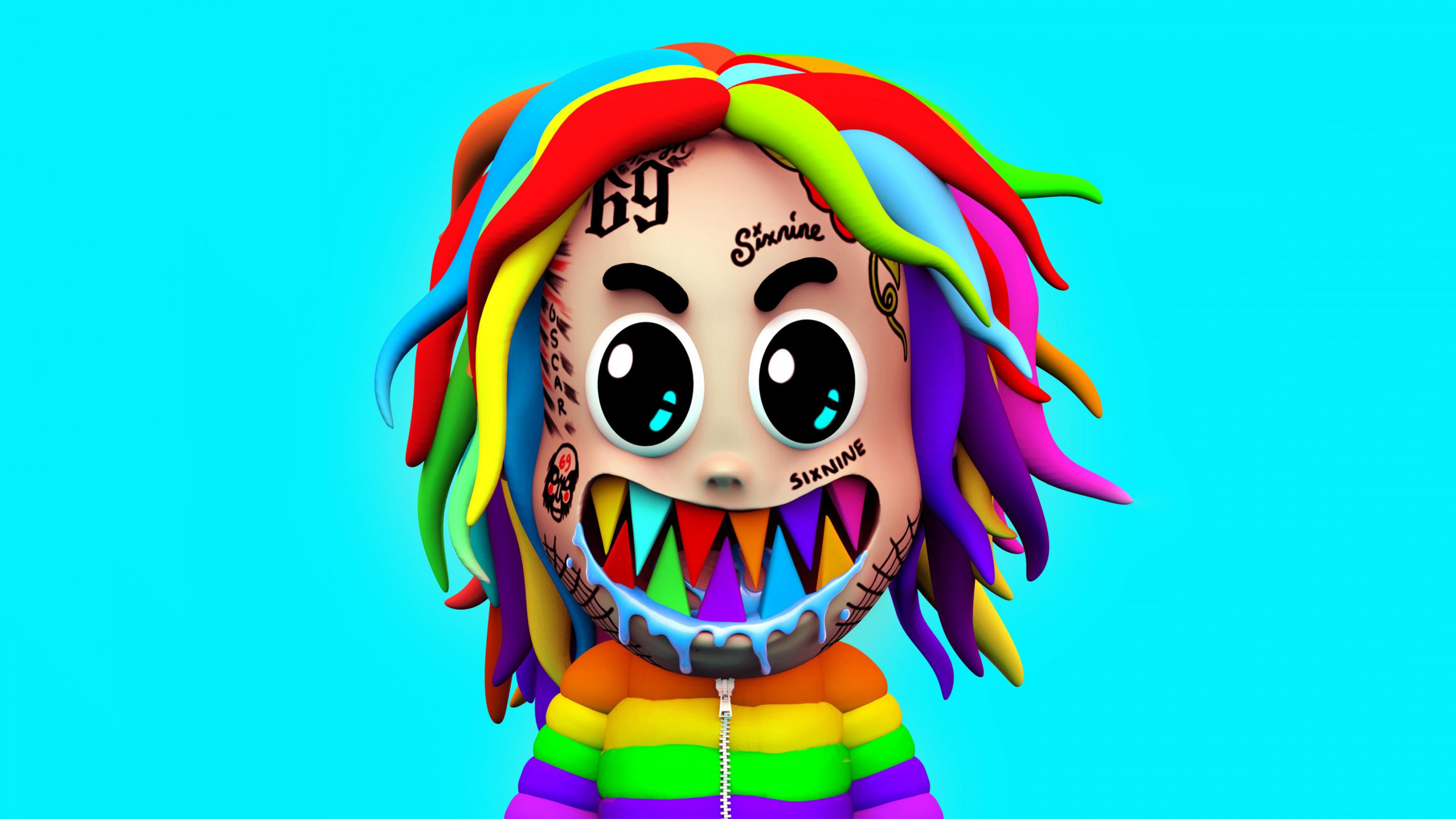 6ix9ine Gooba Hd Music 4k Wallpapers Images Backgrounds Photos And Pictures