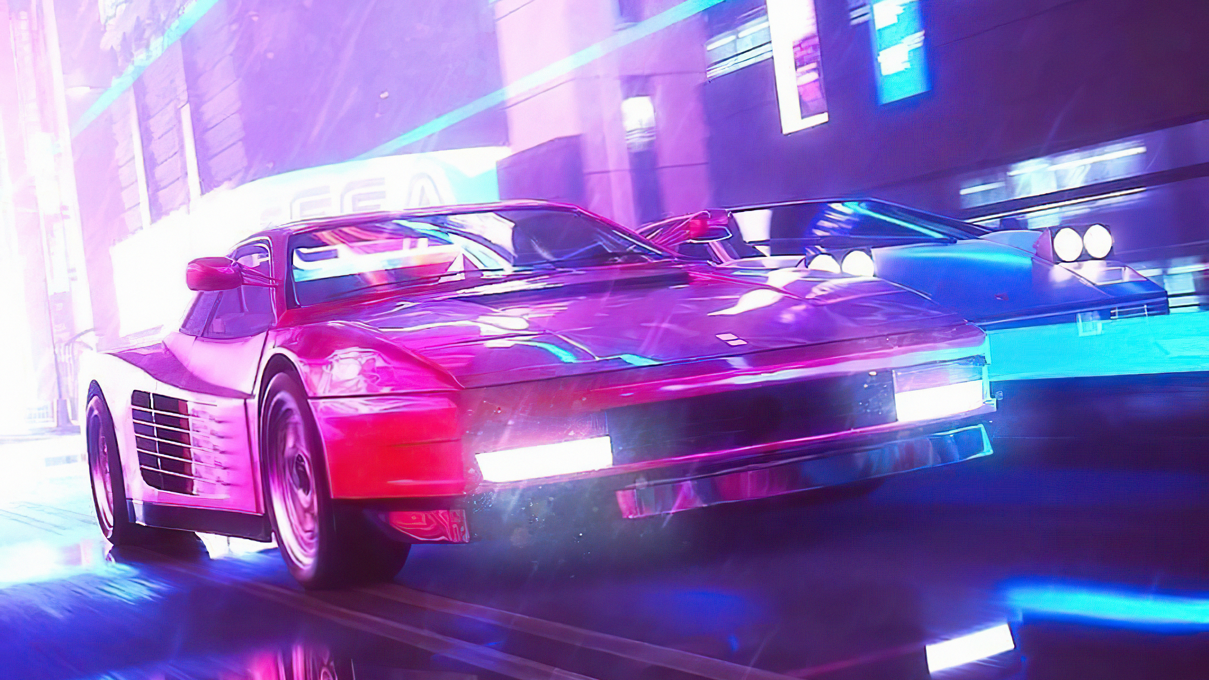 80s Streetwear Ride 4k Hd Artist 4k Wallpapers Images Backgrounds Photos And Pictures