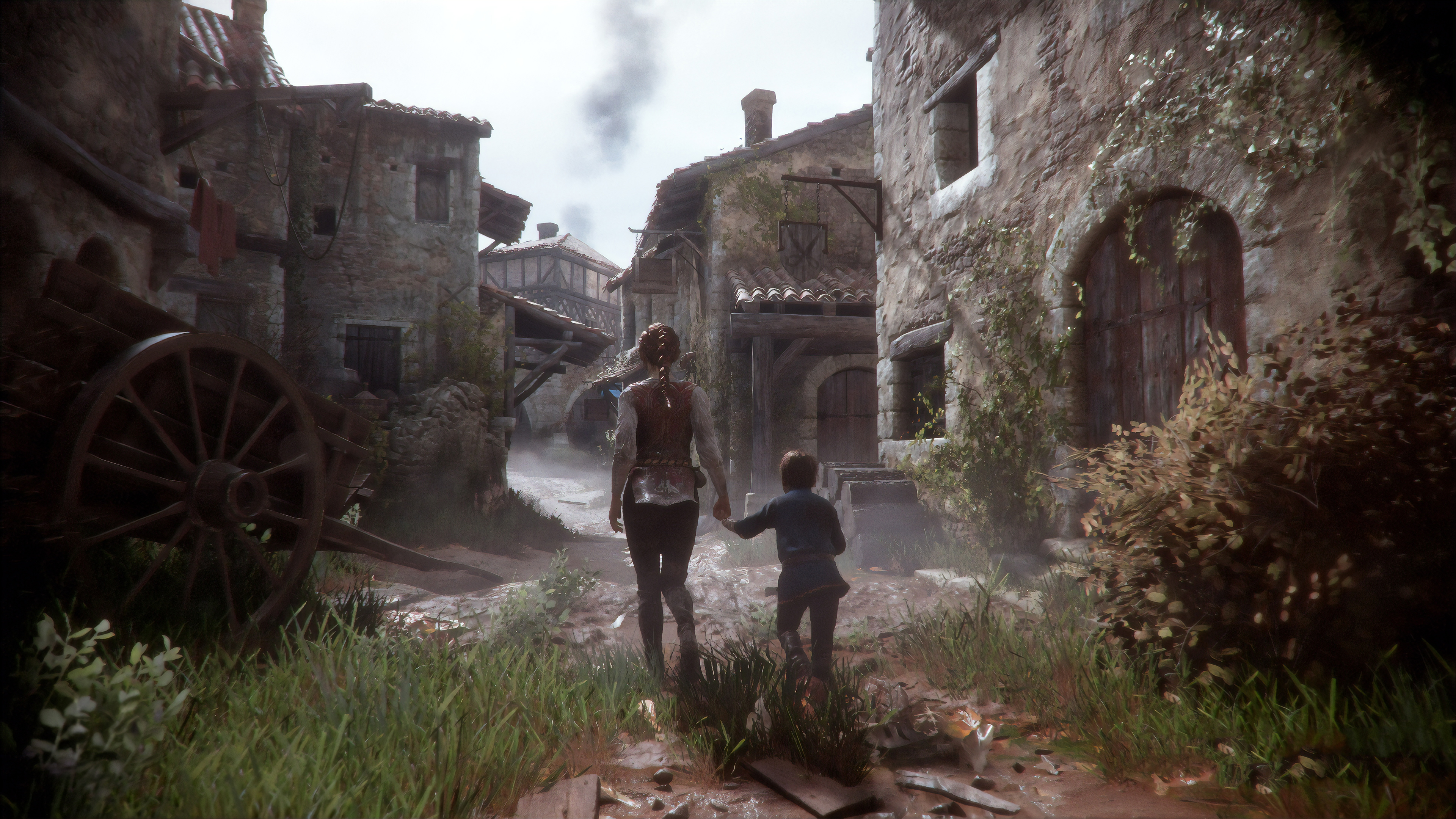 A Plague Tale Innocence 2019 Hd Games 4k Wallpapers Images