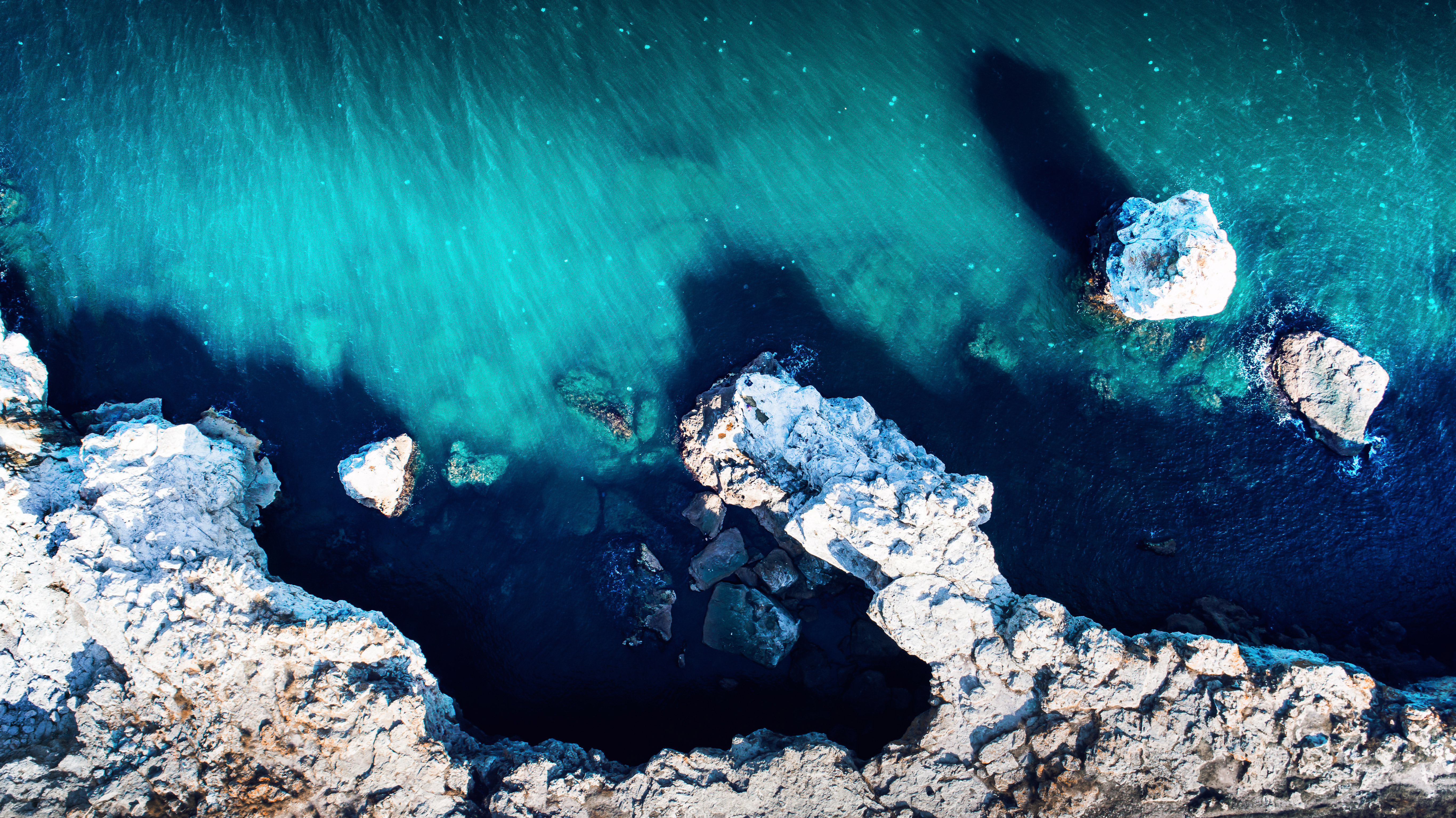 Aerial Drone Island Beach View 5k Hd Nature 4k Wallpapers