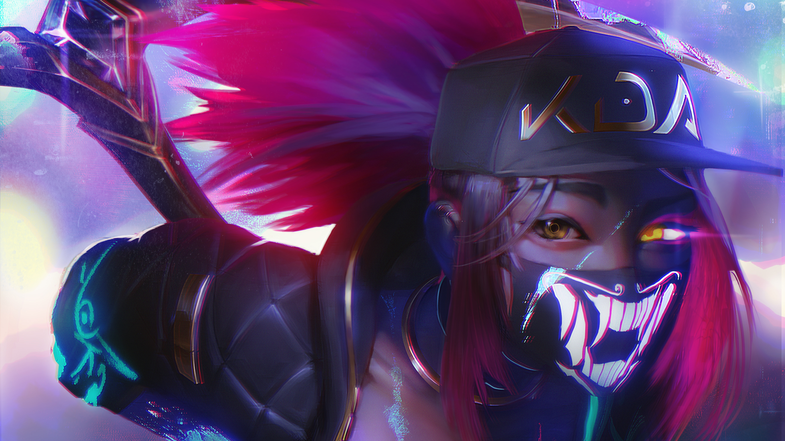 Akali League Of Legends Fan Art Hd Artist 4k Wallpapers Images