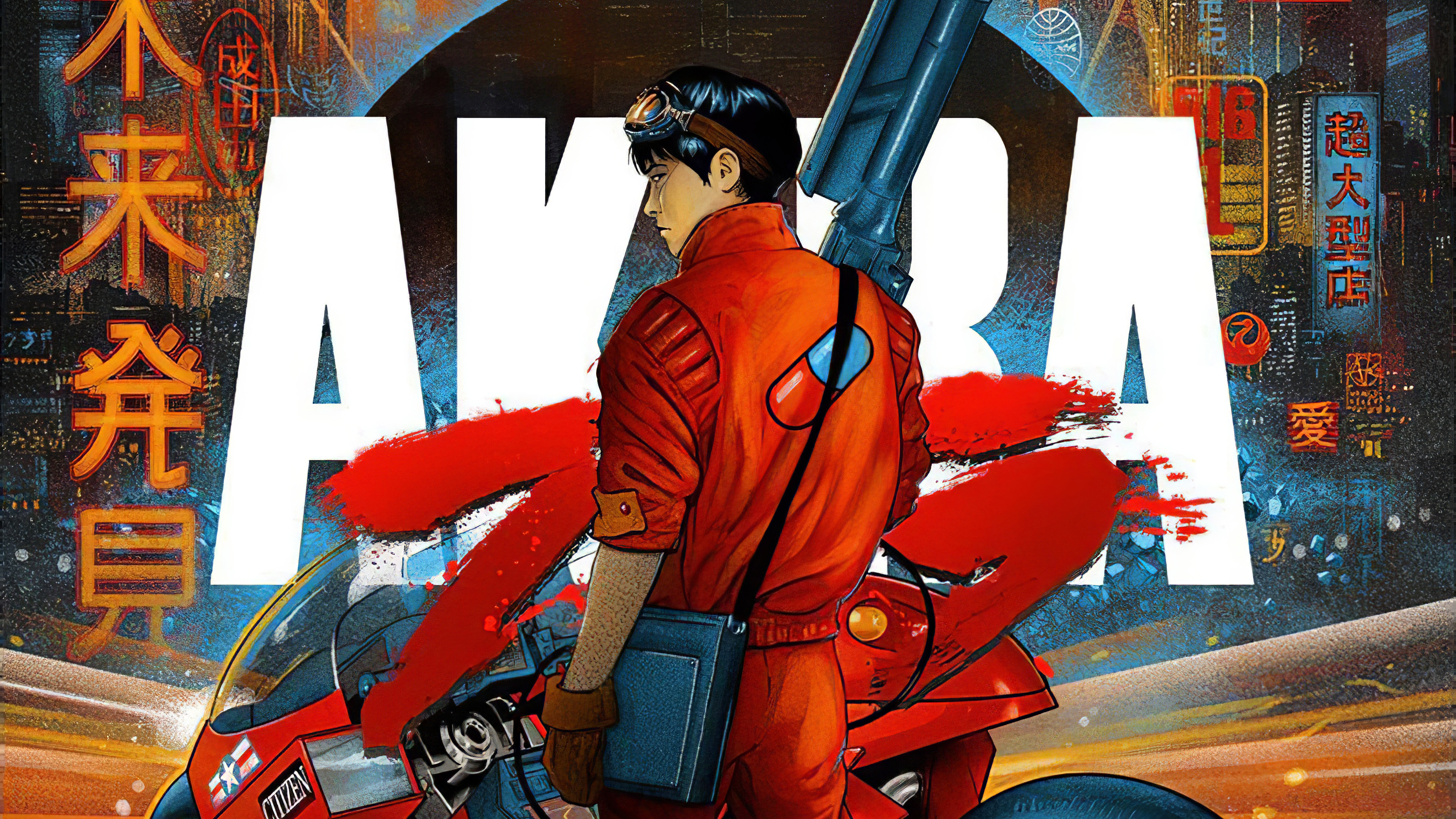 Akira 1988 Hd Movies 4k Wallpapers Images Backgrounds Photos And Pictures