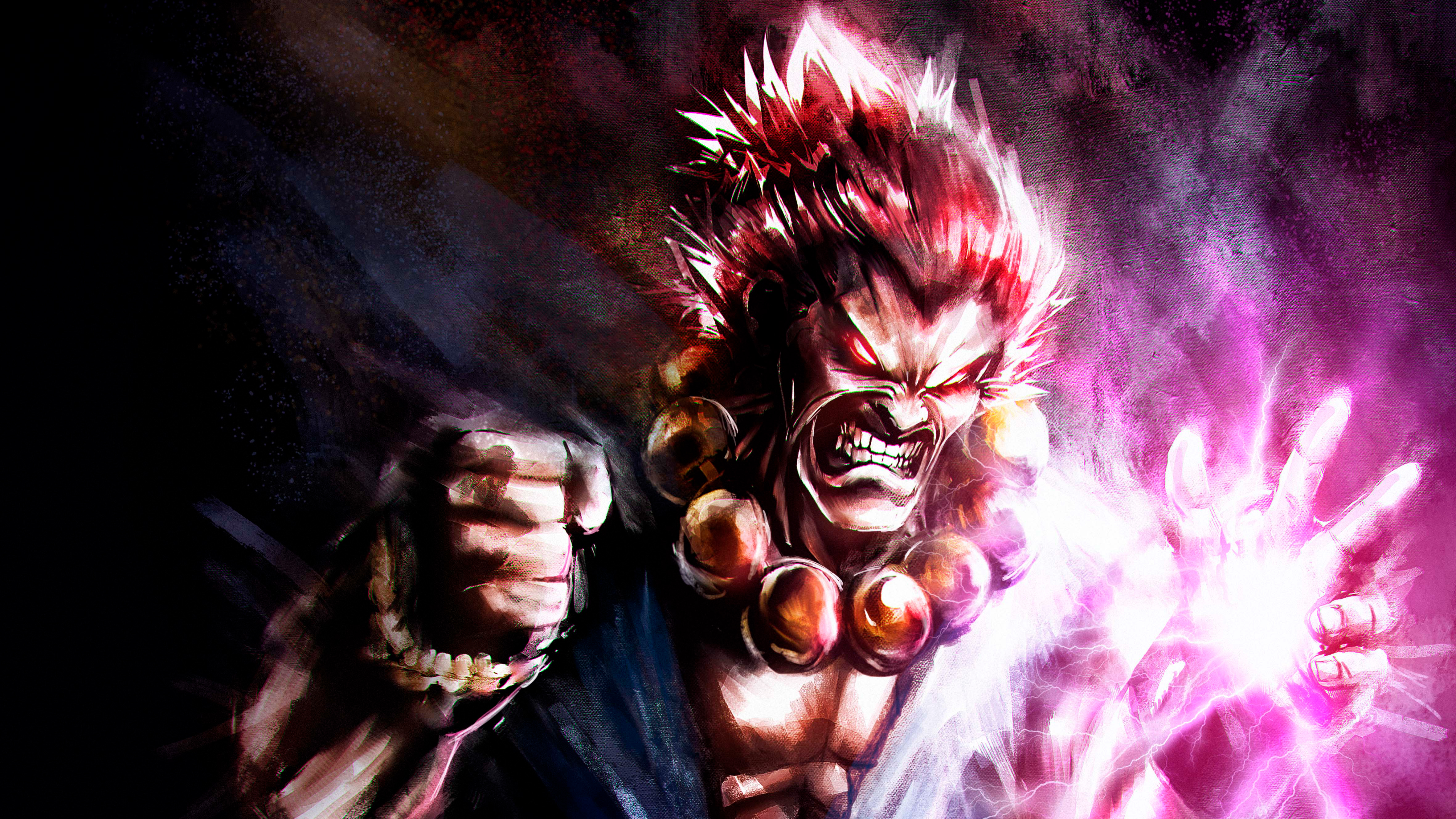 2560x1440 Akuma Street Fighter Game 5k 1440p Resolution Hd 4k
