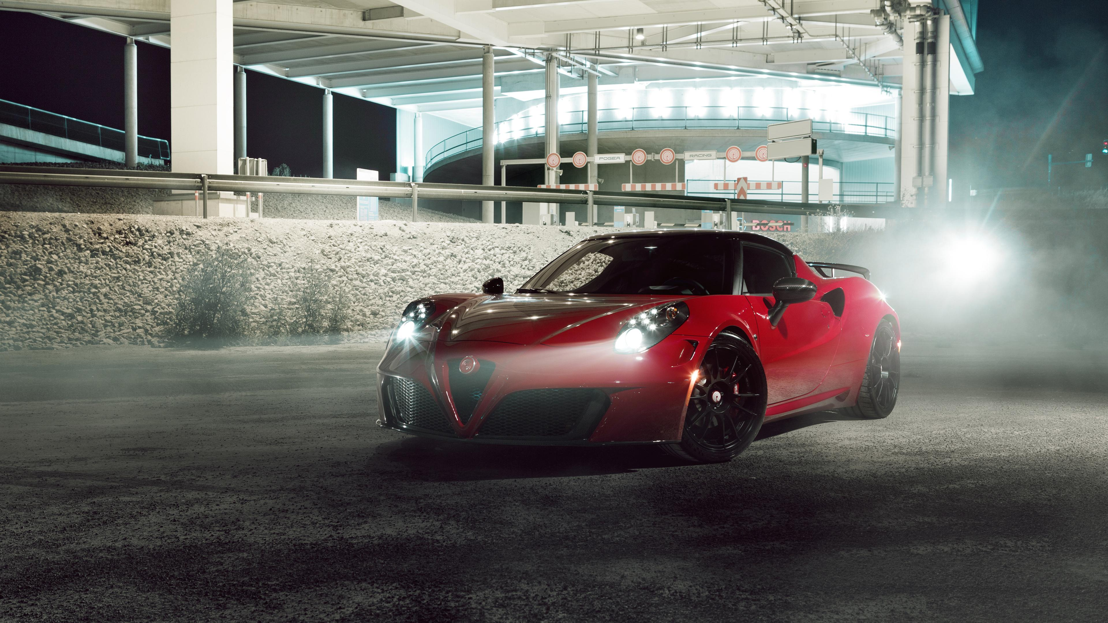 1366x768 Alfa Romeo 4c By Pogea Racing 1366x768 Resolution Hd 4k Wallpapers Images Backgrounds Photos And Pictures