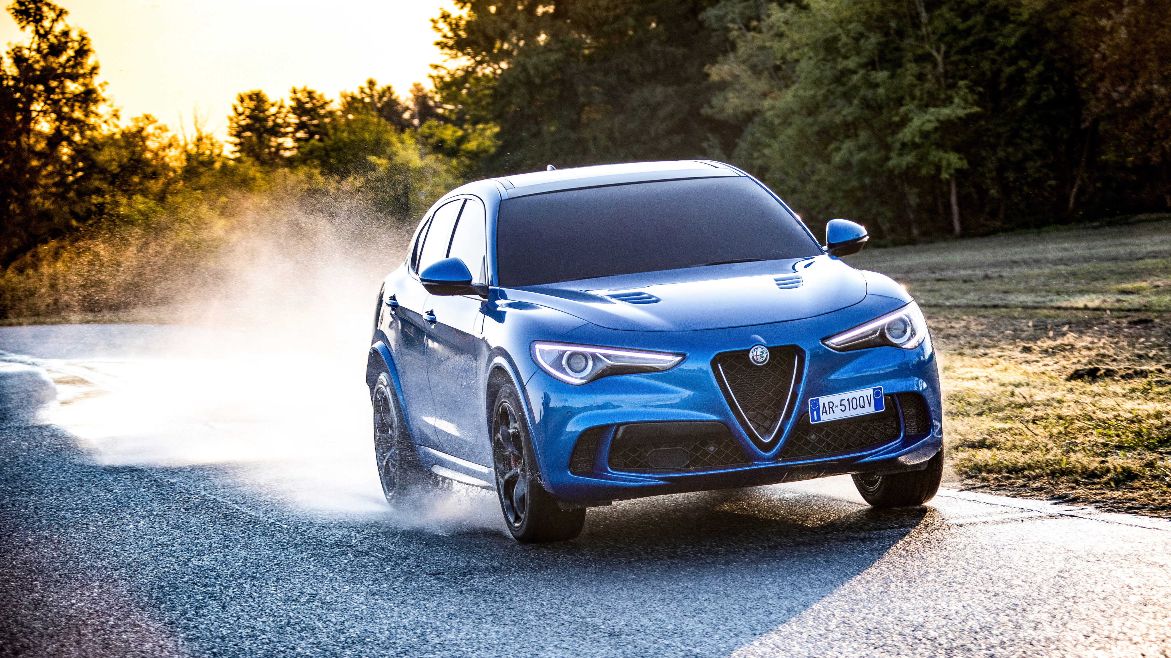 Alfa Romeo Stelvio Quadrifoglio Hd Cars 4k Wallpapers Images Backgrounds Photos And Pictures