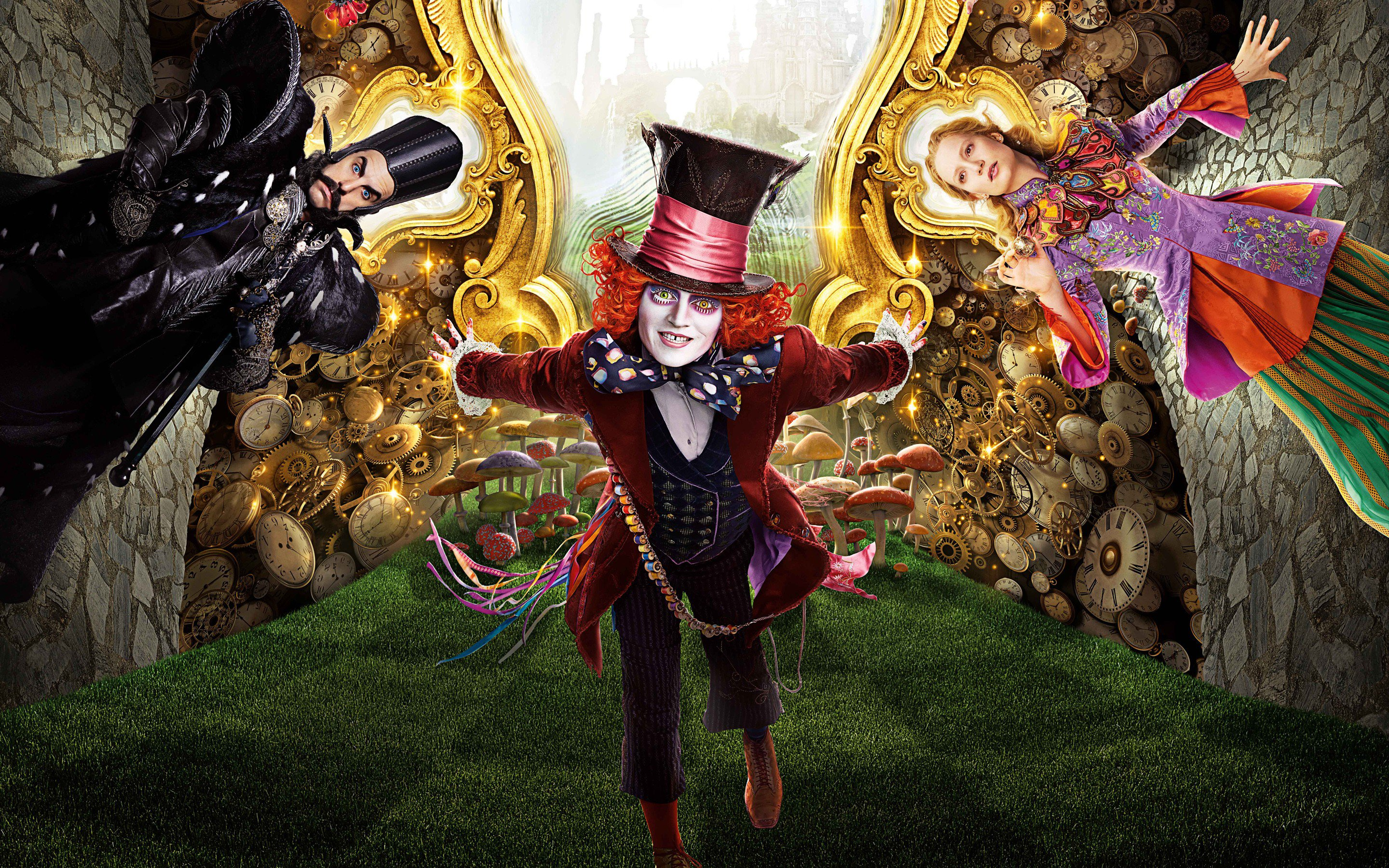 Alice In Wonderland Hd Movies 4k Wallpapers Images Backgrounds