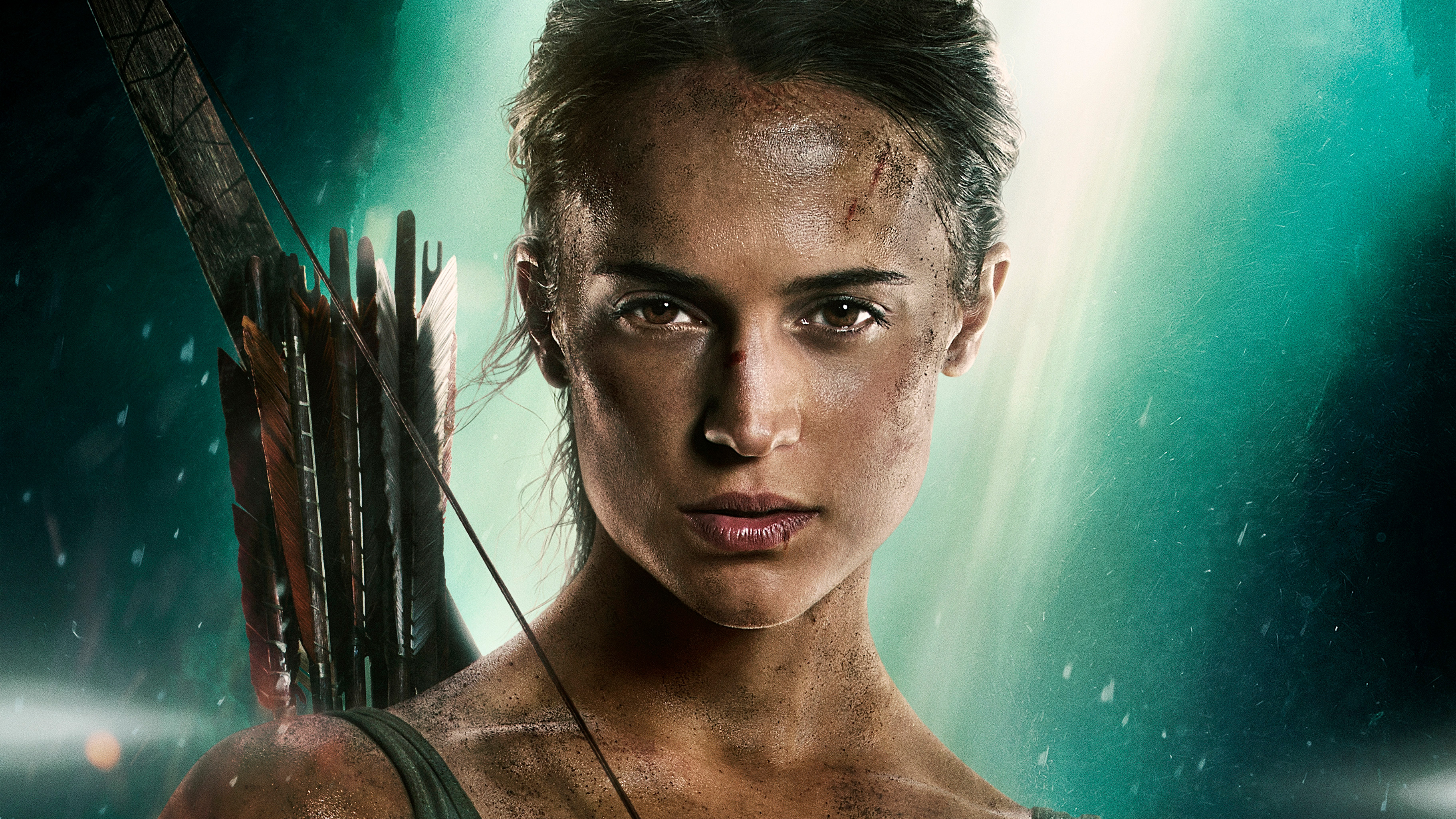 Alicia Vikander As Lara Croft In Tomb Raider 2018 Movie 4k Hd Movies 4k Wallpapers Images Backgrounds Photos And Pictures