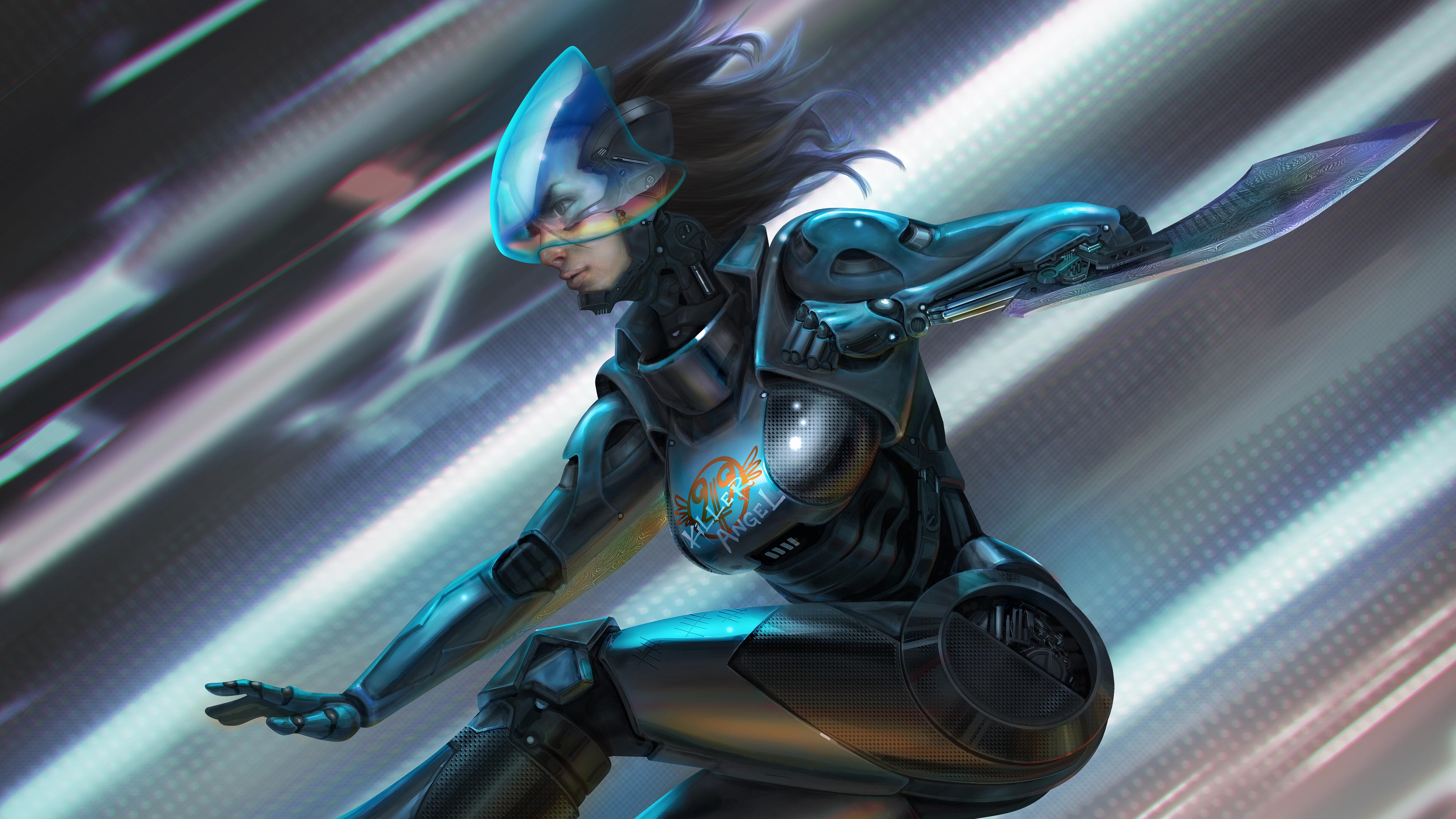 Alita Battle Angel 4k Artworks Hd Movies 4k Wallpapers Images