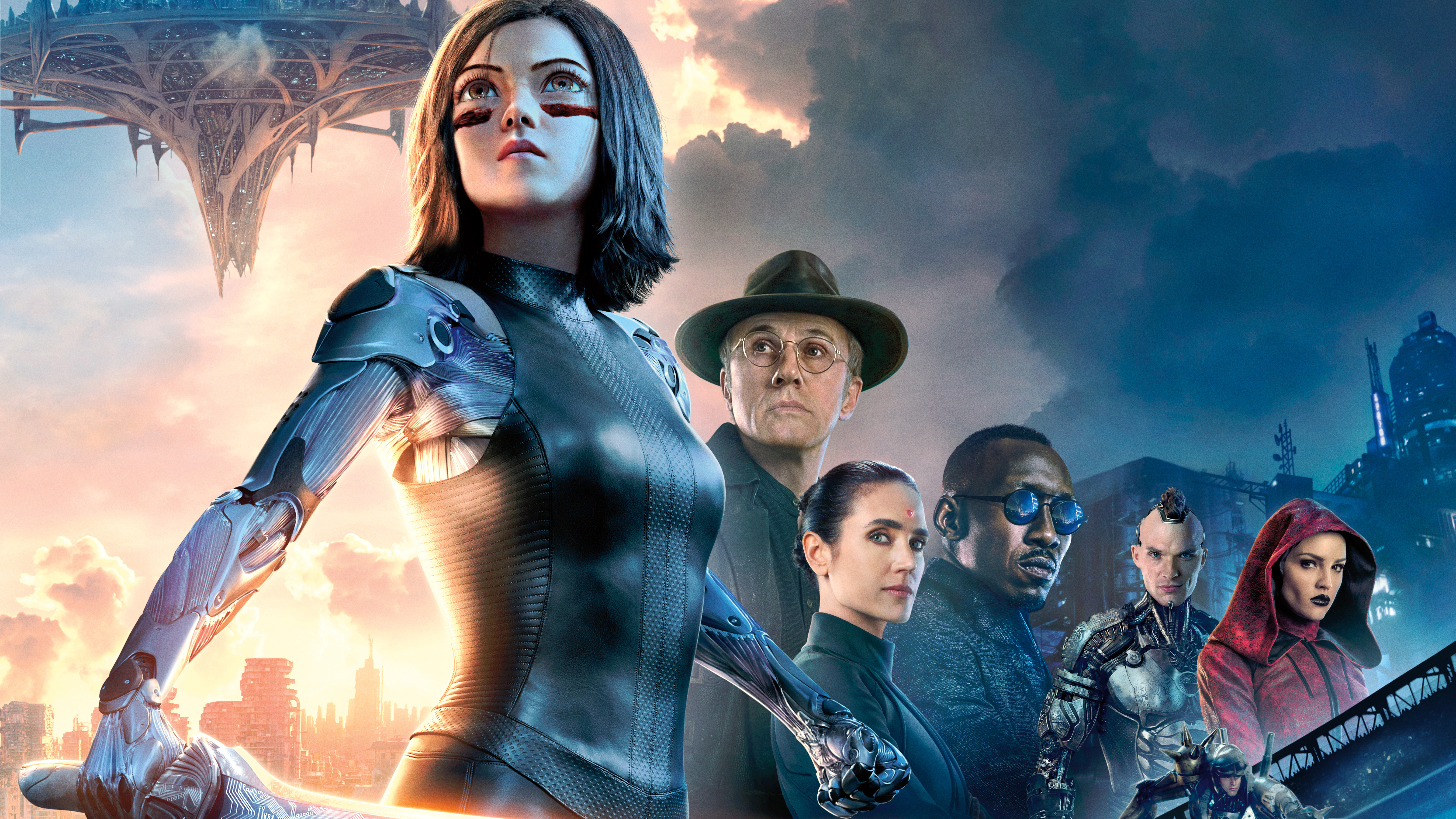 Alita Battle Angel 5k 2019 Hd Movies 4k Wallpapers Images