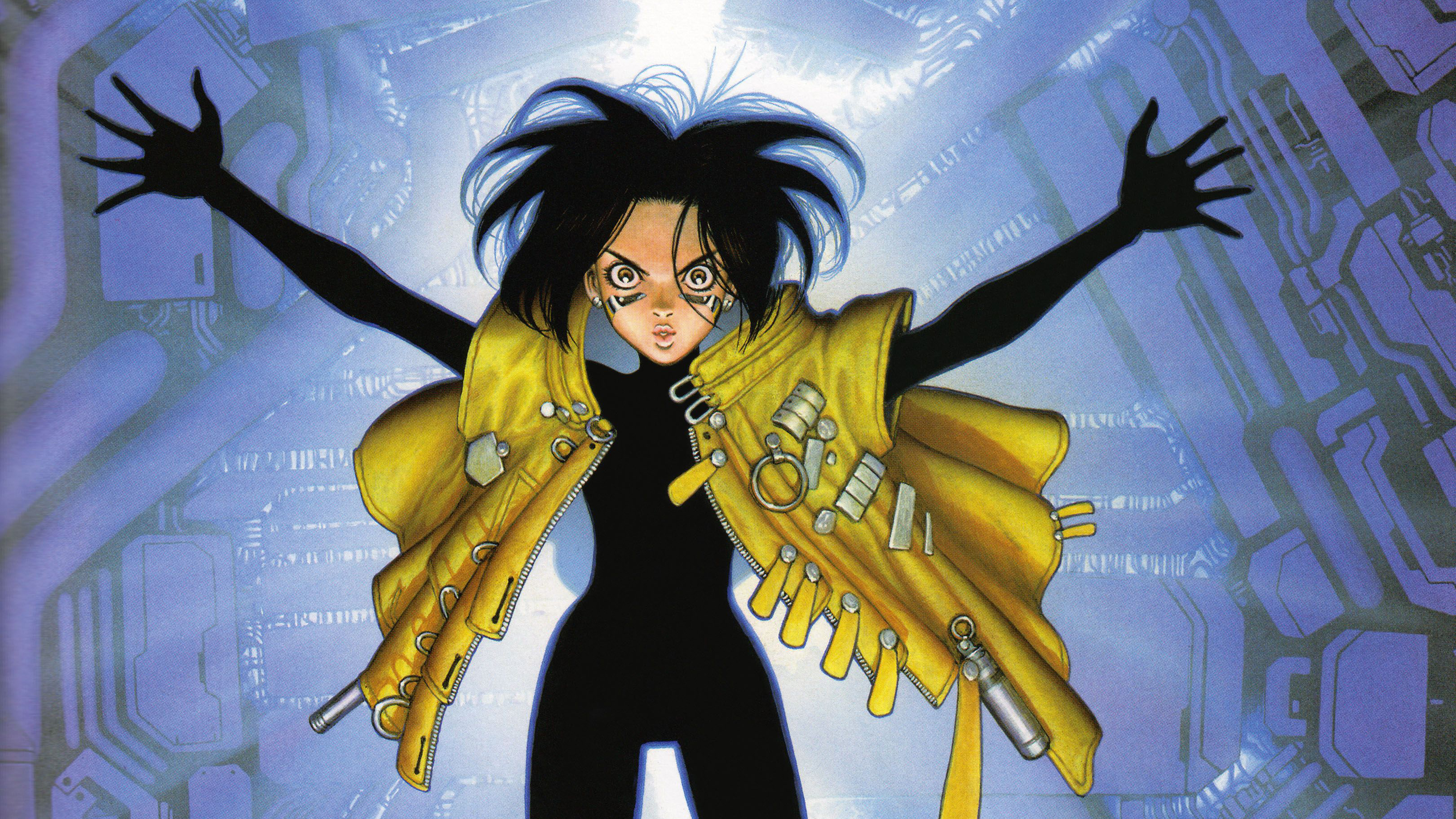 Alita Battle Angel Anime 4k Hd Anime 4k Wallpapers Images