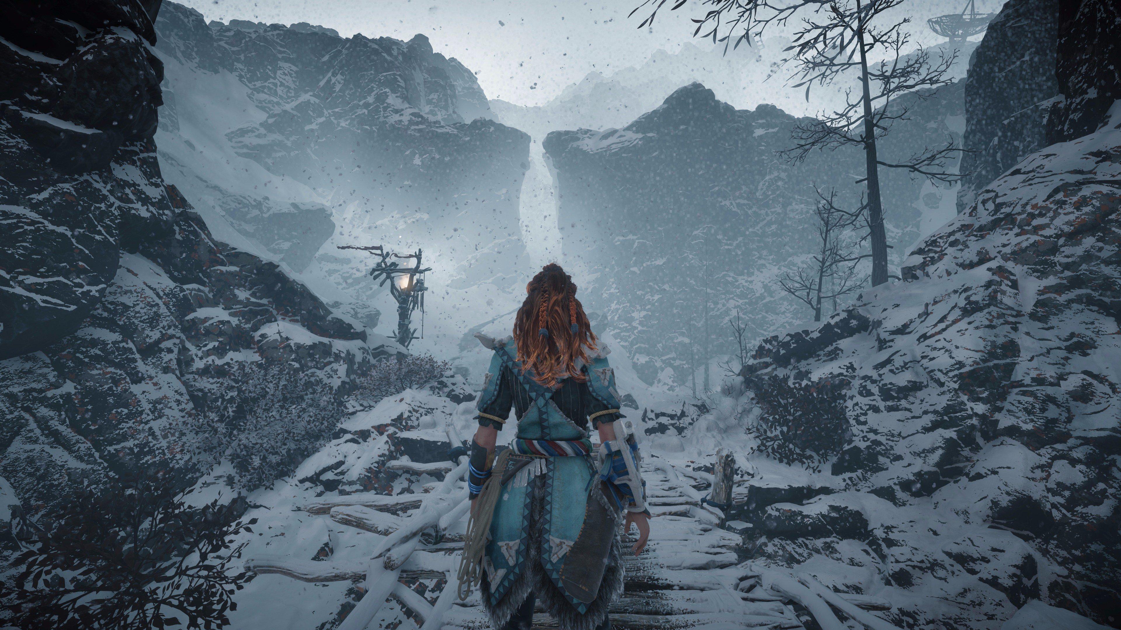 Aloy Horizon Zero Dawn 4k Hd Games 4k Wallpapers Images