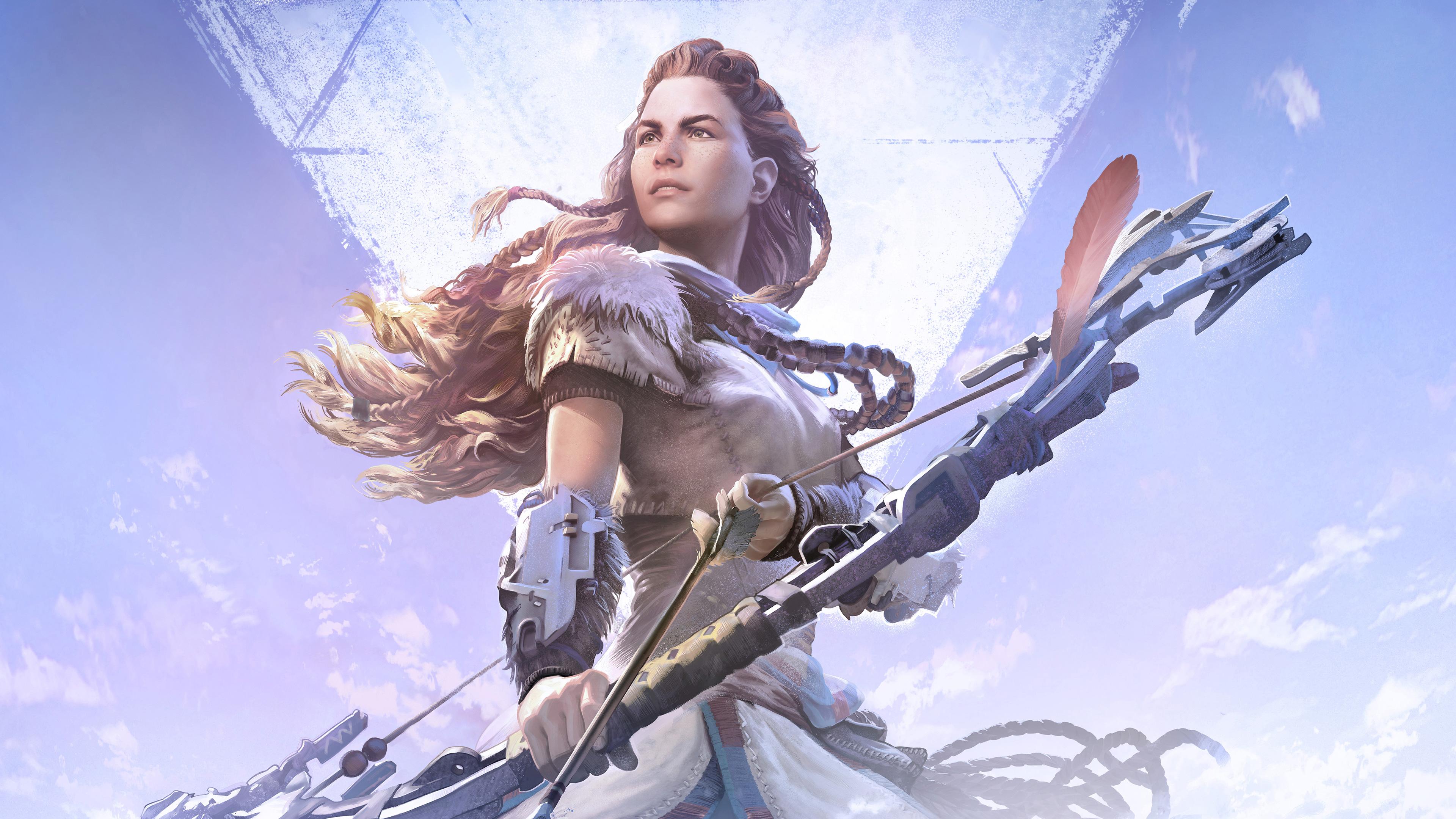 Aloy Horizon Zero Dawn Complete Edition Hd Games 4k Wallpapers