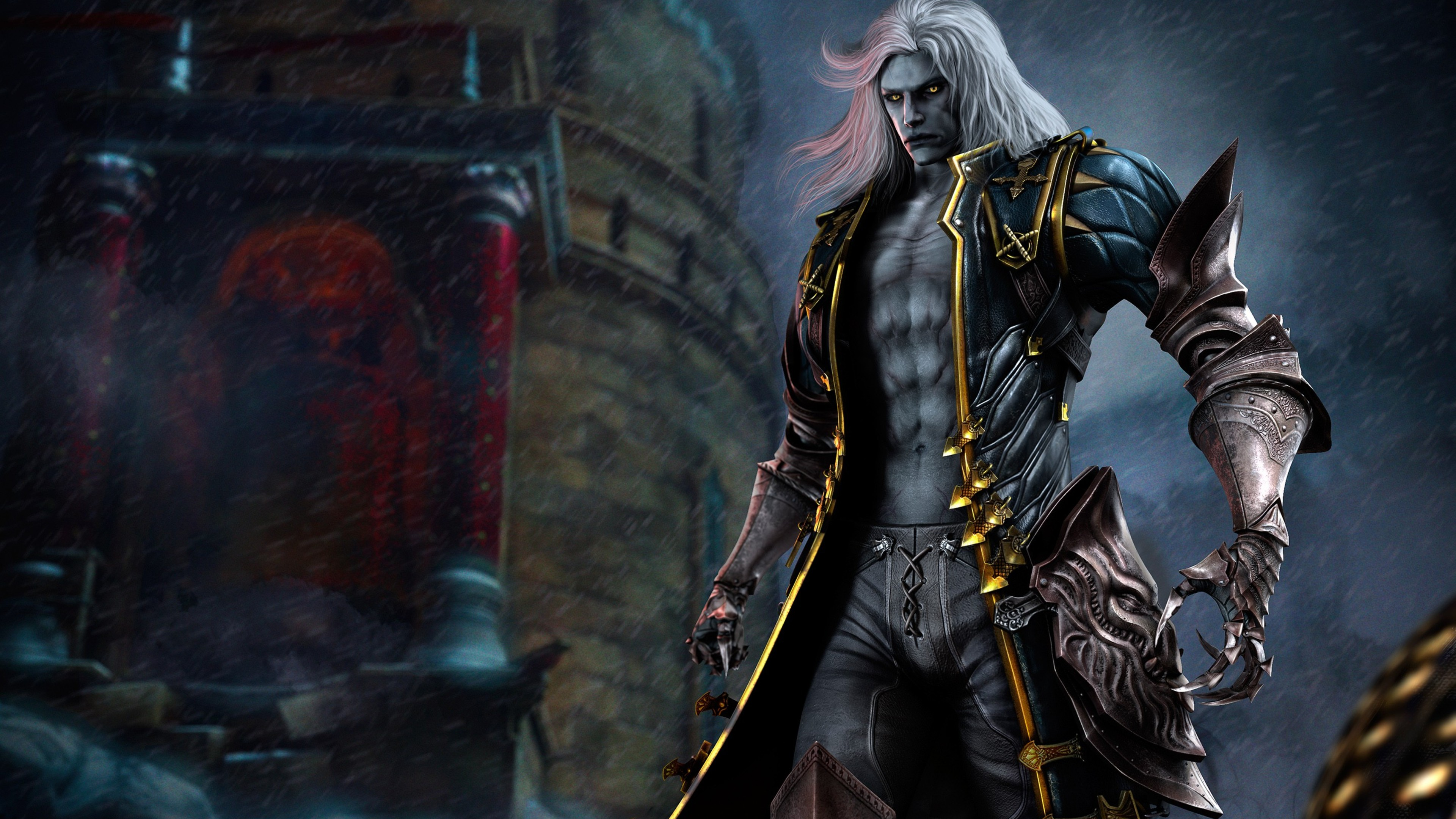 Alucard In Castlevania Lords Of Shadow 2 Hd Games 4k Wallpapers Images Backgrounds Photos And Pictures