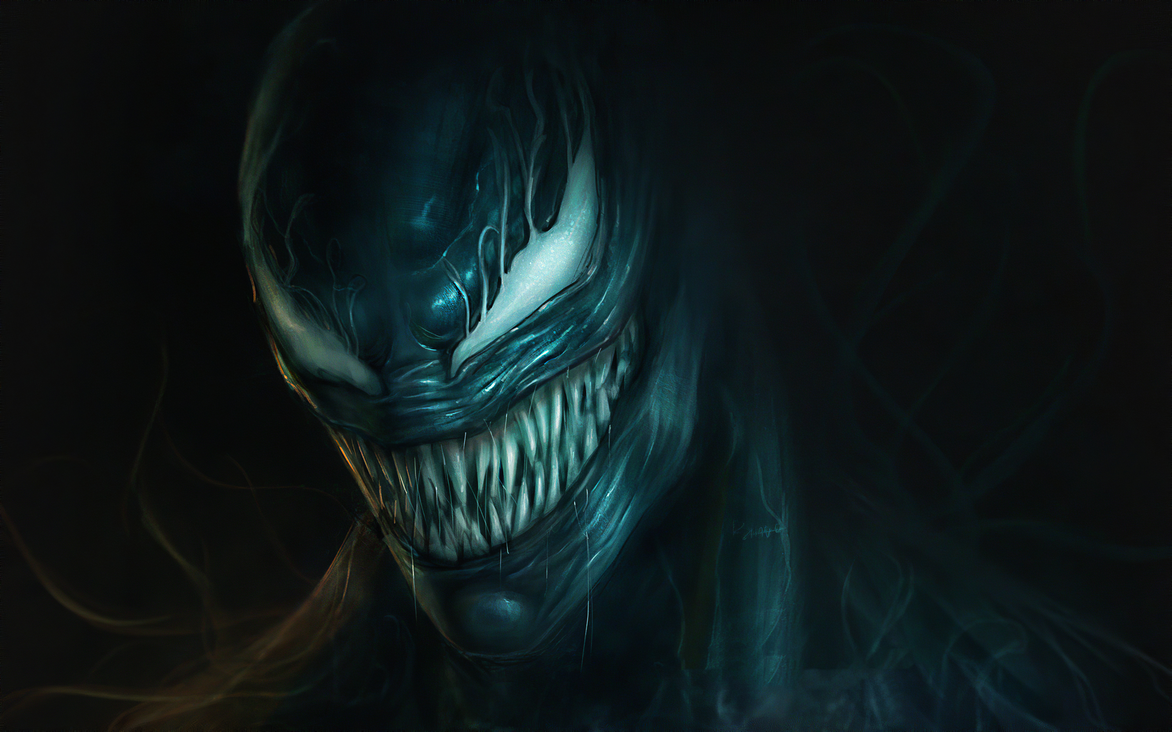 Angry Venom 4k Hd Superheroes 4k Wallpapers Images Backgrounds Photos And Pictures