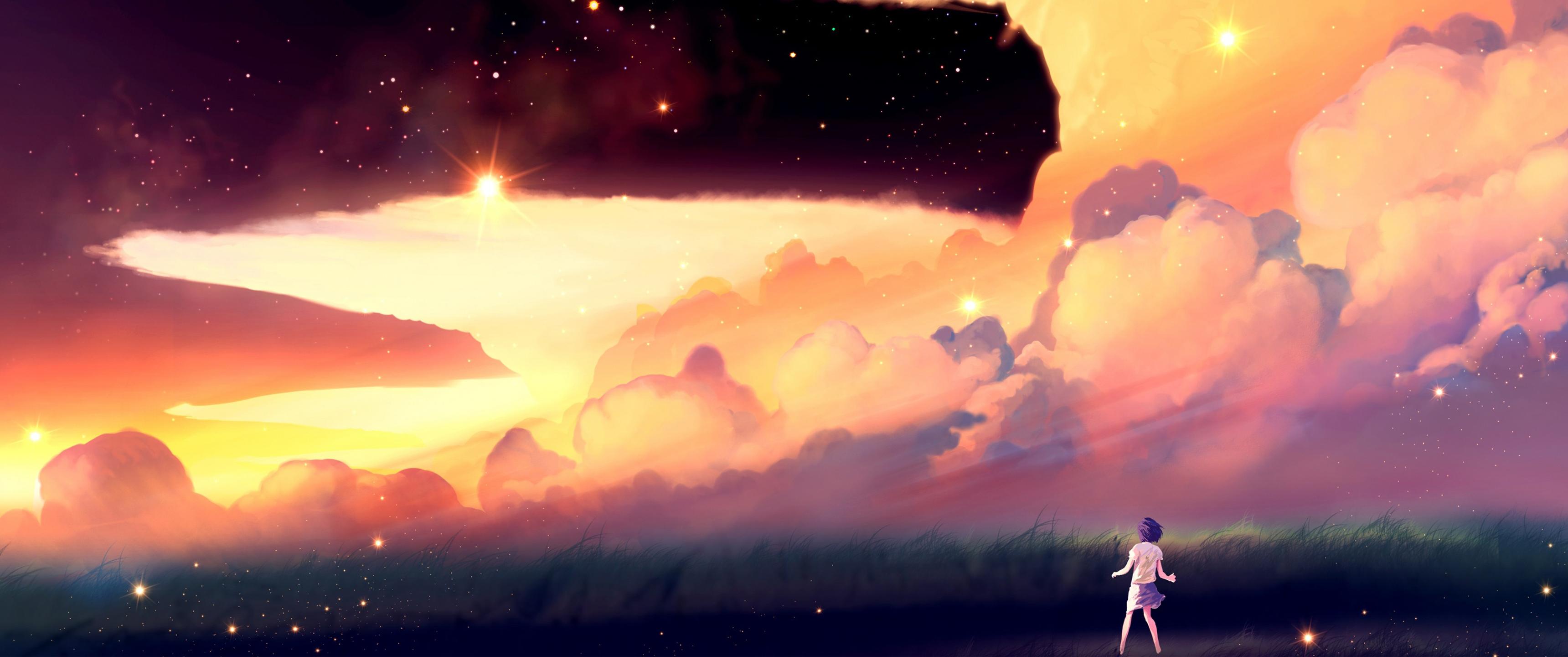 Anime Child Fantasy Art 4k Hd Anime 4k Wallpapers Images