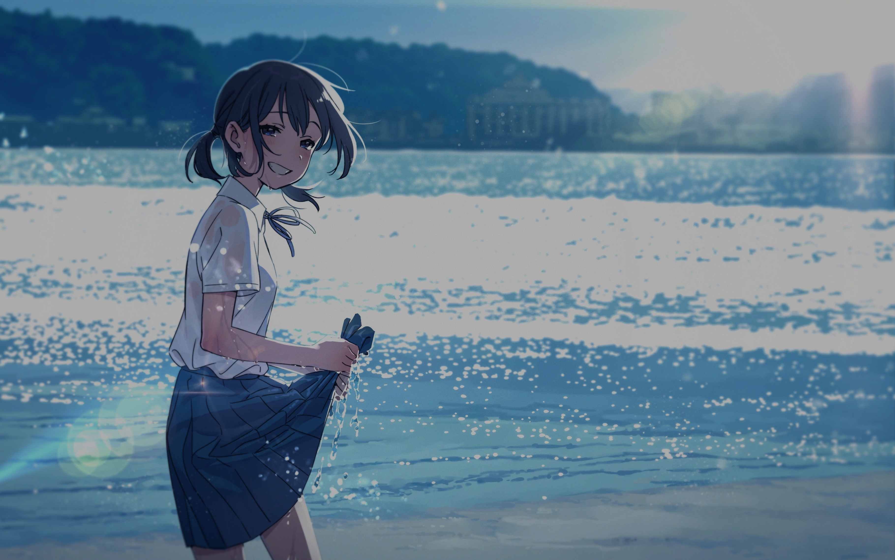 Anime Girl Beach 4k Hd Anime 4k Wallpapers Images Backgrounds Photos And Pictures Explore anime beach wallpapers on wallpapersafari   find more items about anime beach wallpapers, anime backgrounds, anime background. anime girl beach 4k hd anime 4k