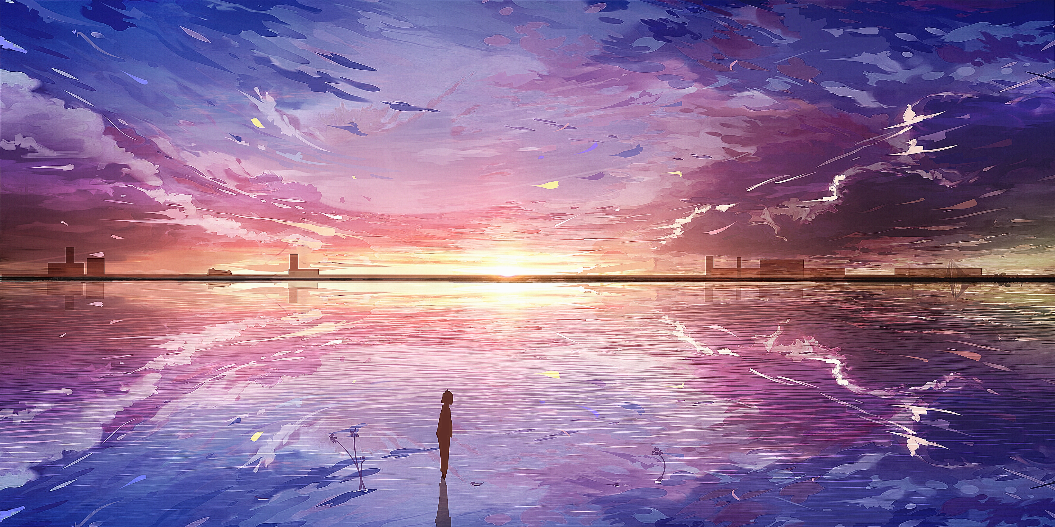 Anime Original Art 4k Hd Anime 4k Wallpapers Images Backgrounds Photos And Pictures