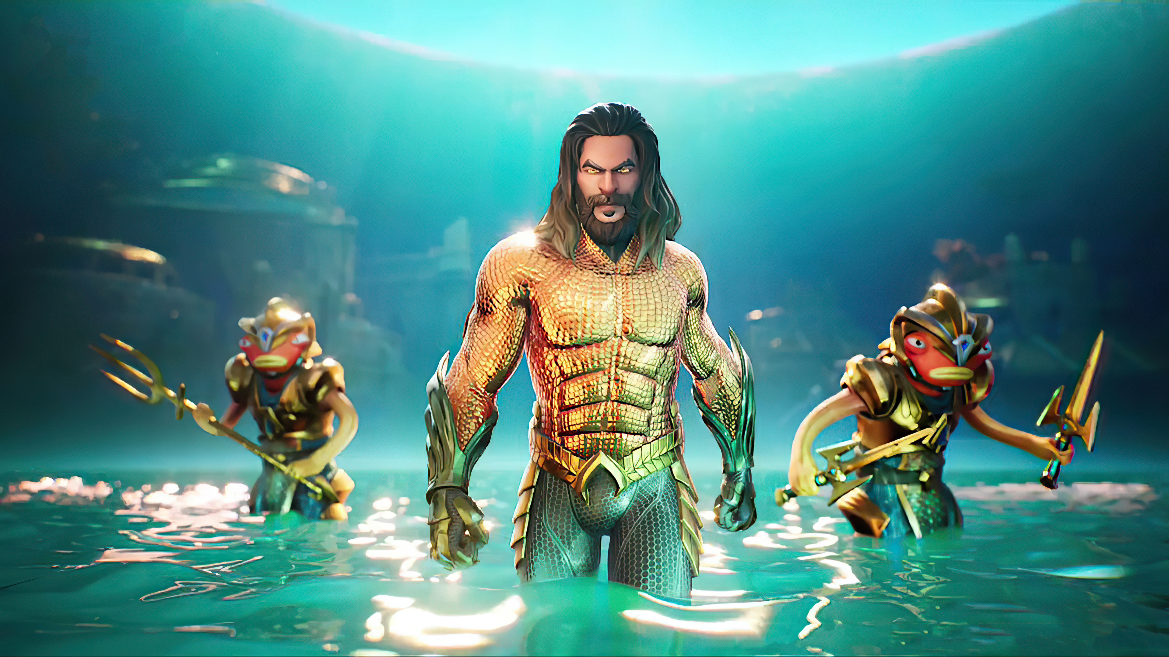 1920x1080 Aquaman In Fortnite Laptop Full Hd 1080p Hd 4k Wallpapers Images Backgrounds Photos And Pictures